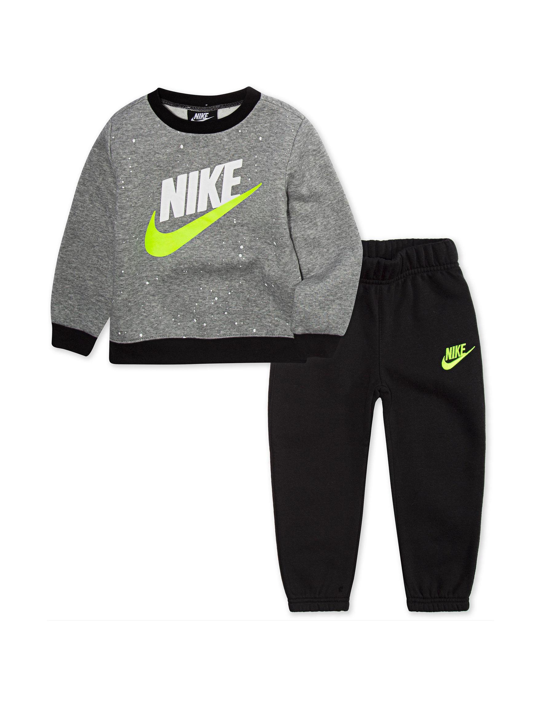 431f6e4b069 Nike 2-pc. Speckled Futura Joggers Set - Toddlers   Boys 5-7