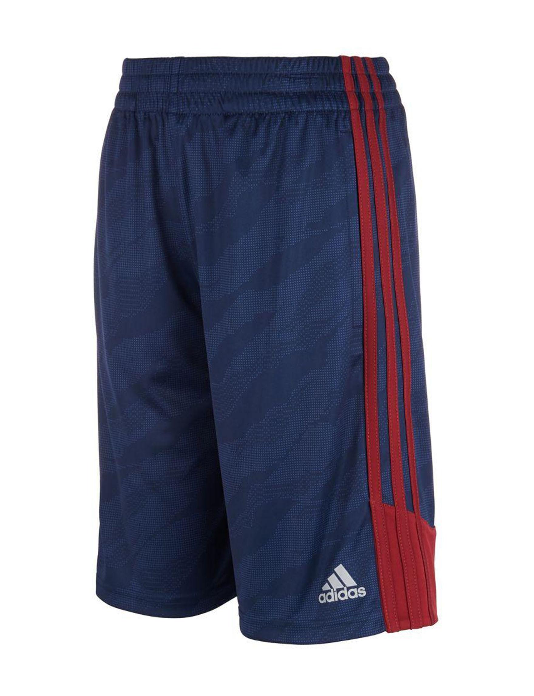 Adidas Blue / Red