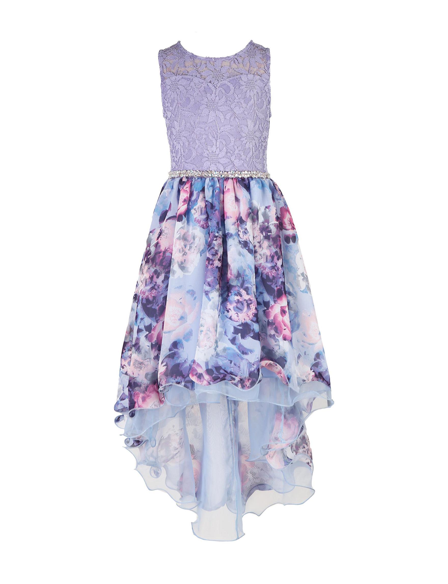Speechless Lilac