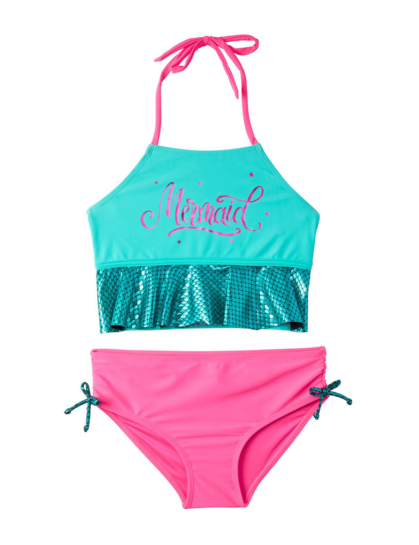 Limited Too Turquoise / Pink