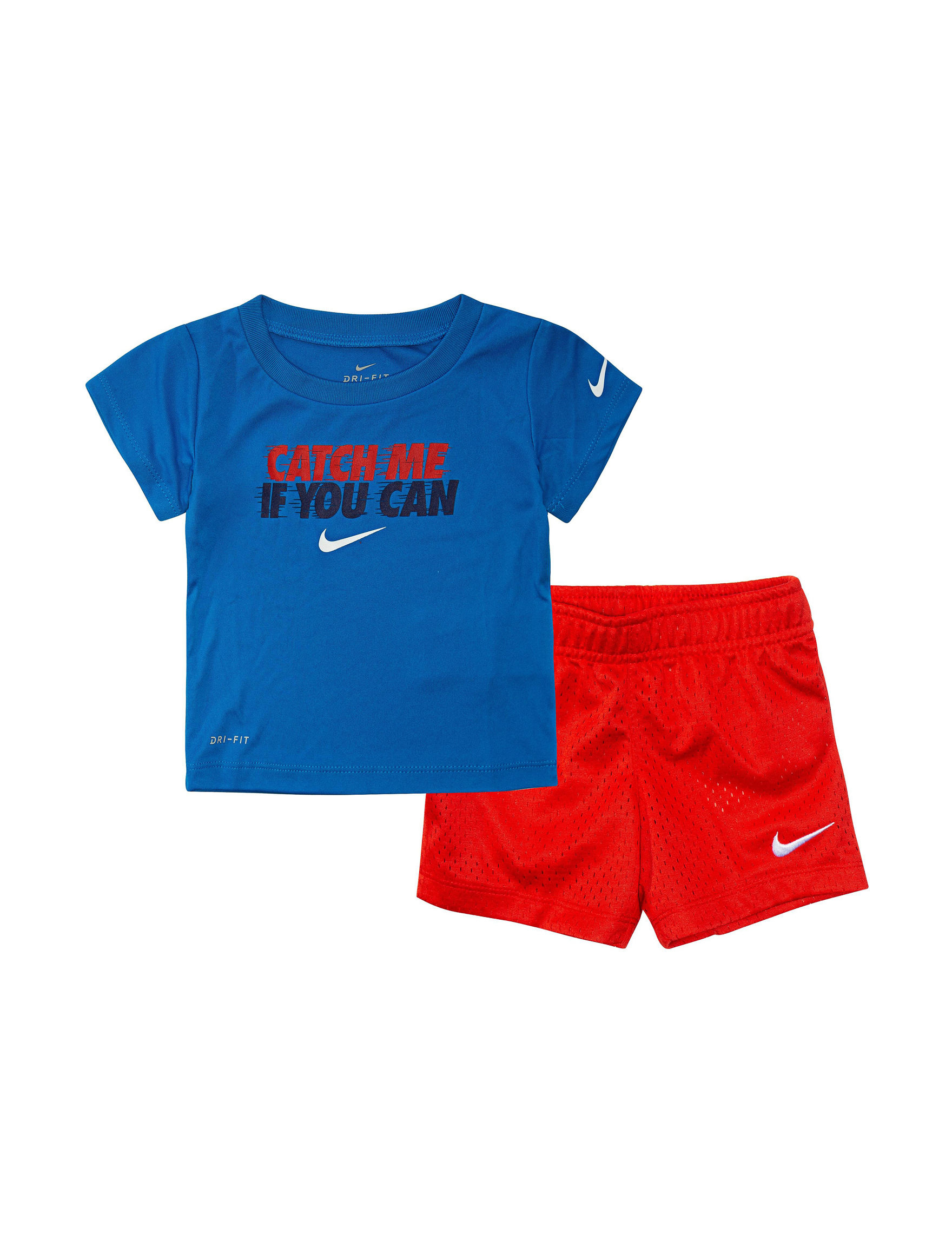 Nike Red / Blue