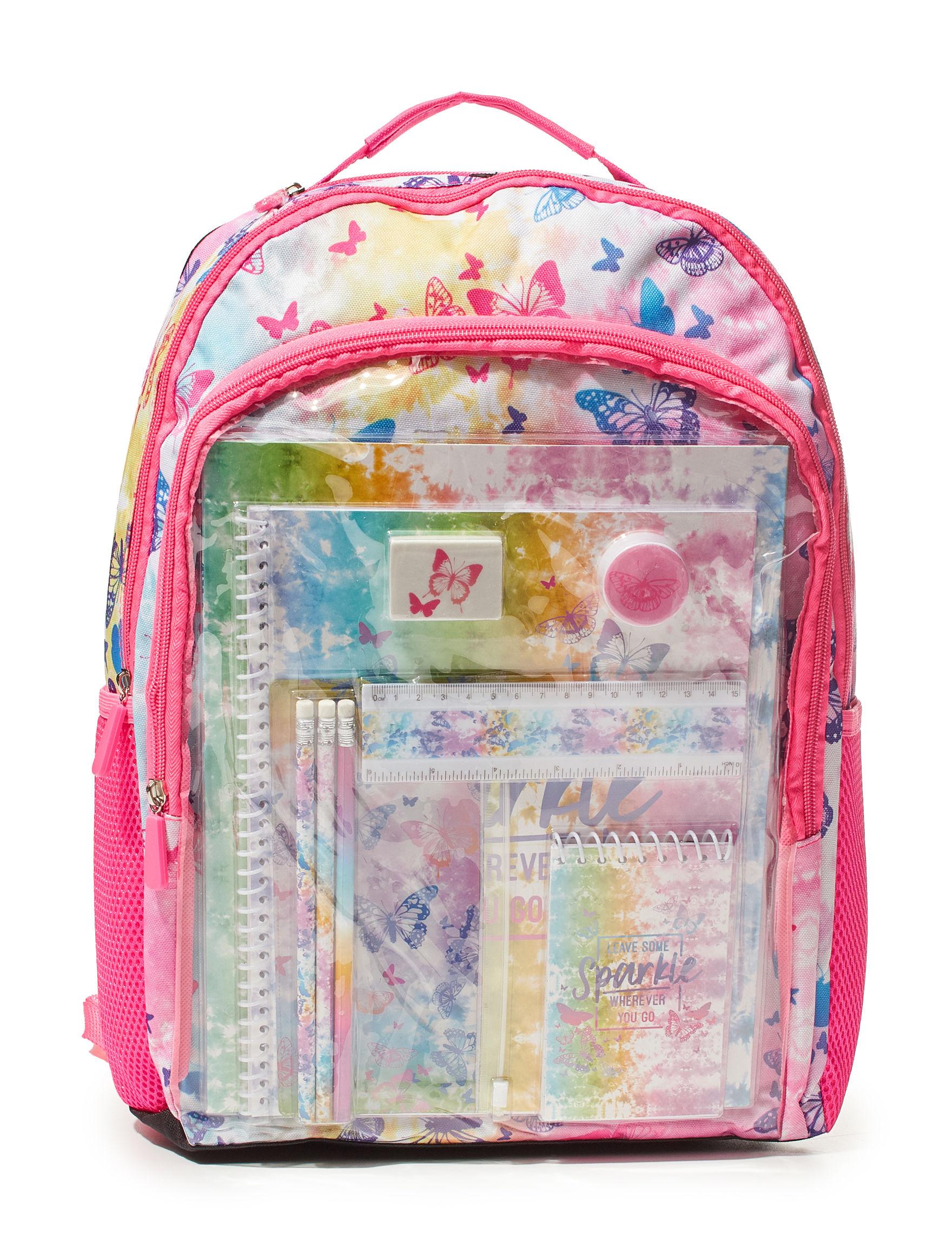 Limited Too Pink Bookbags & Backpacks