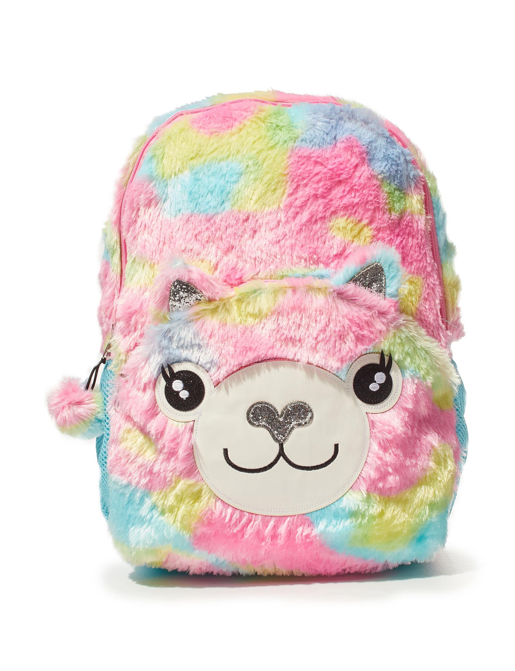 Limited Too Pink Multi Bookbags & Backpacks