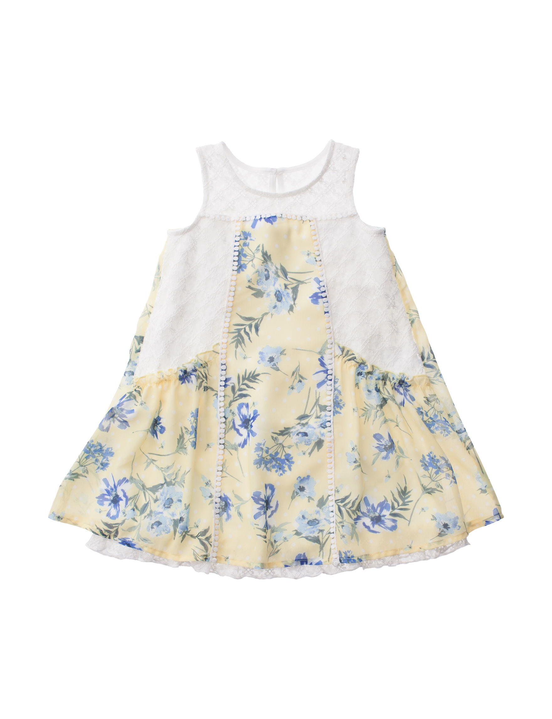 Lilt Yellow Floral
