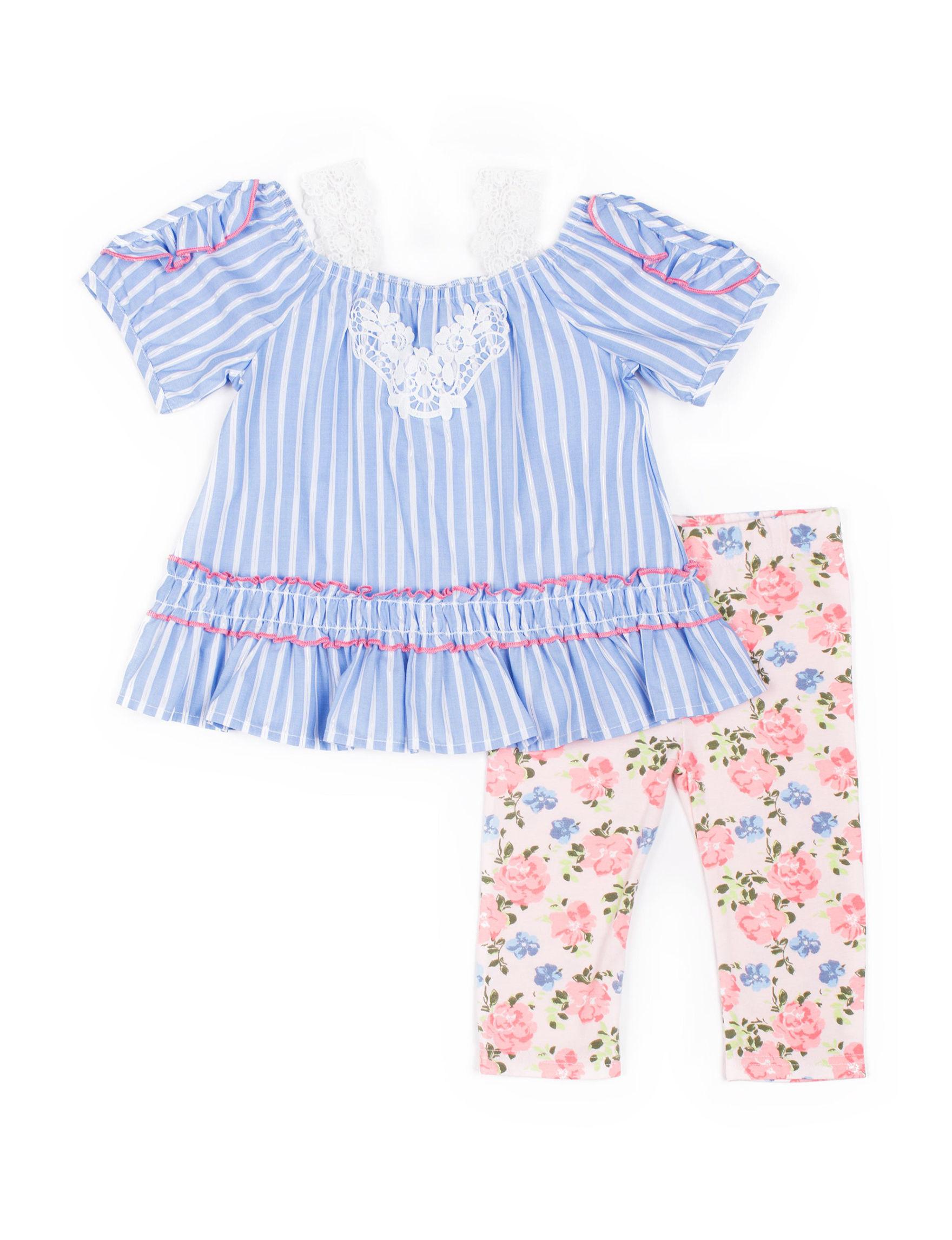 Little Lass Blue / Pink