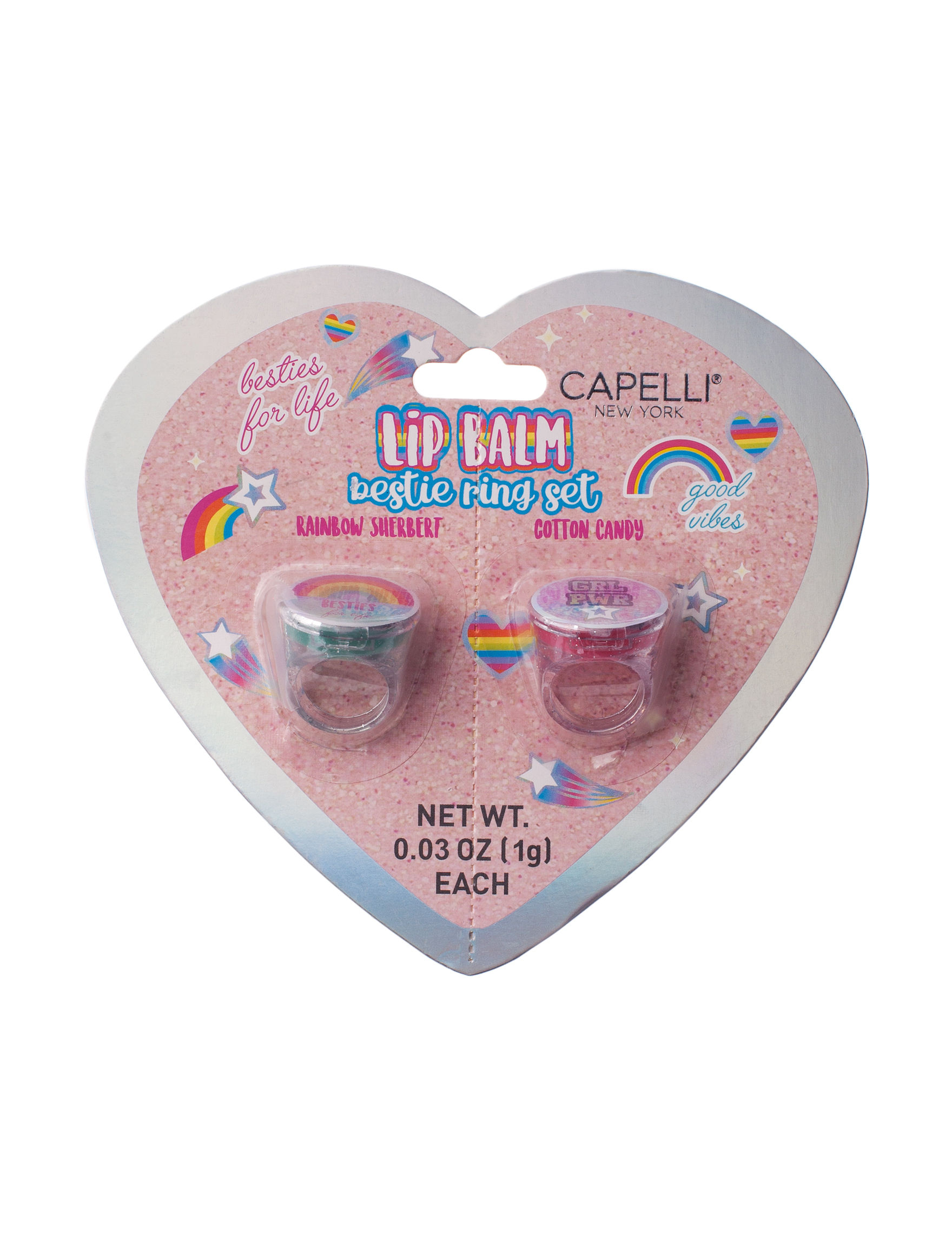 Capelli Pink / Blue