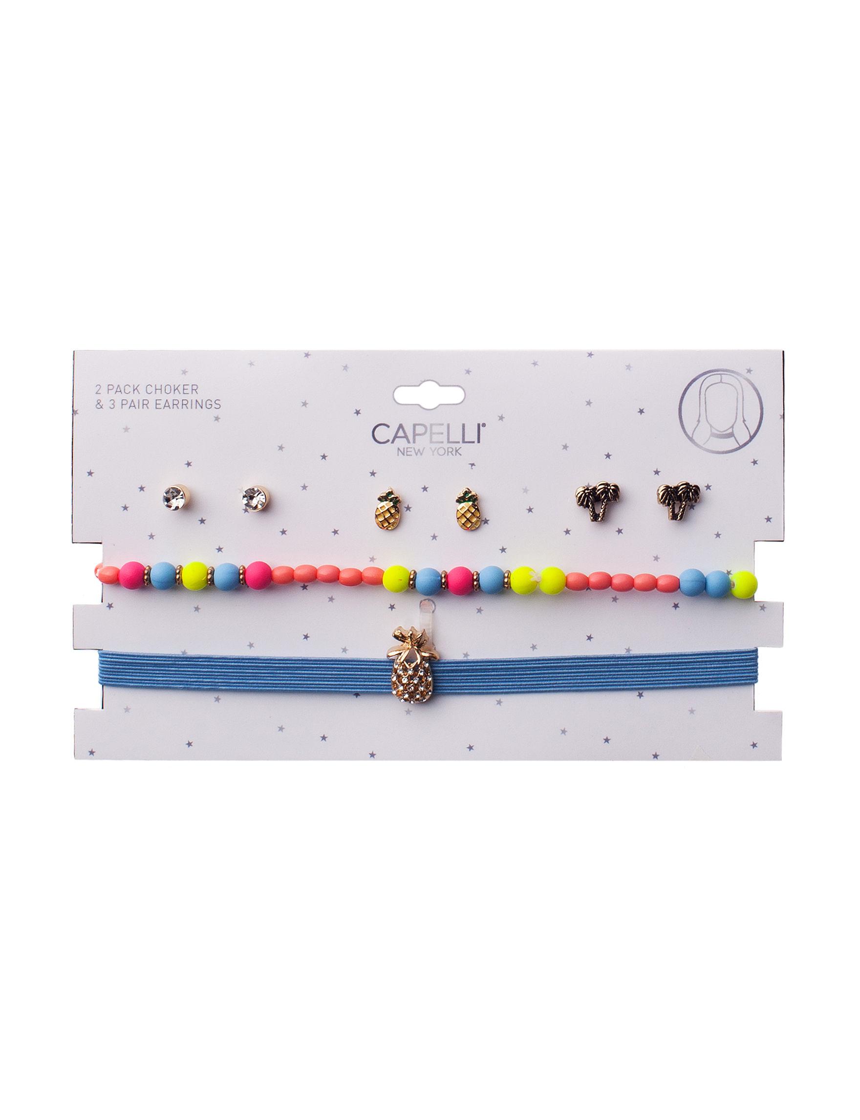 Capelli Blue / Multi