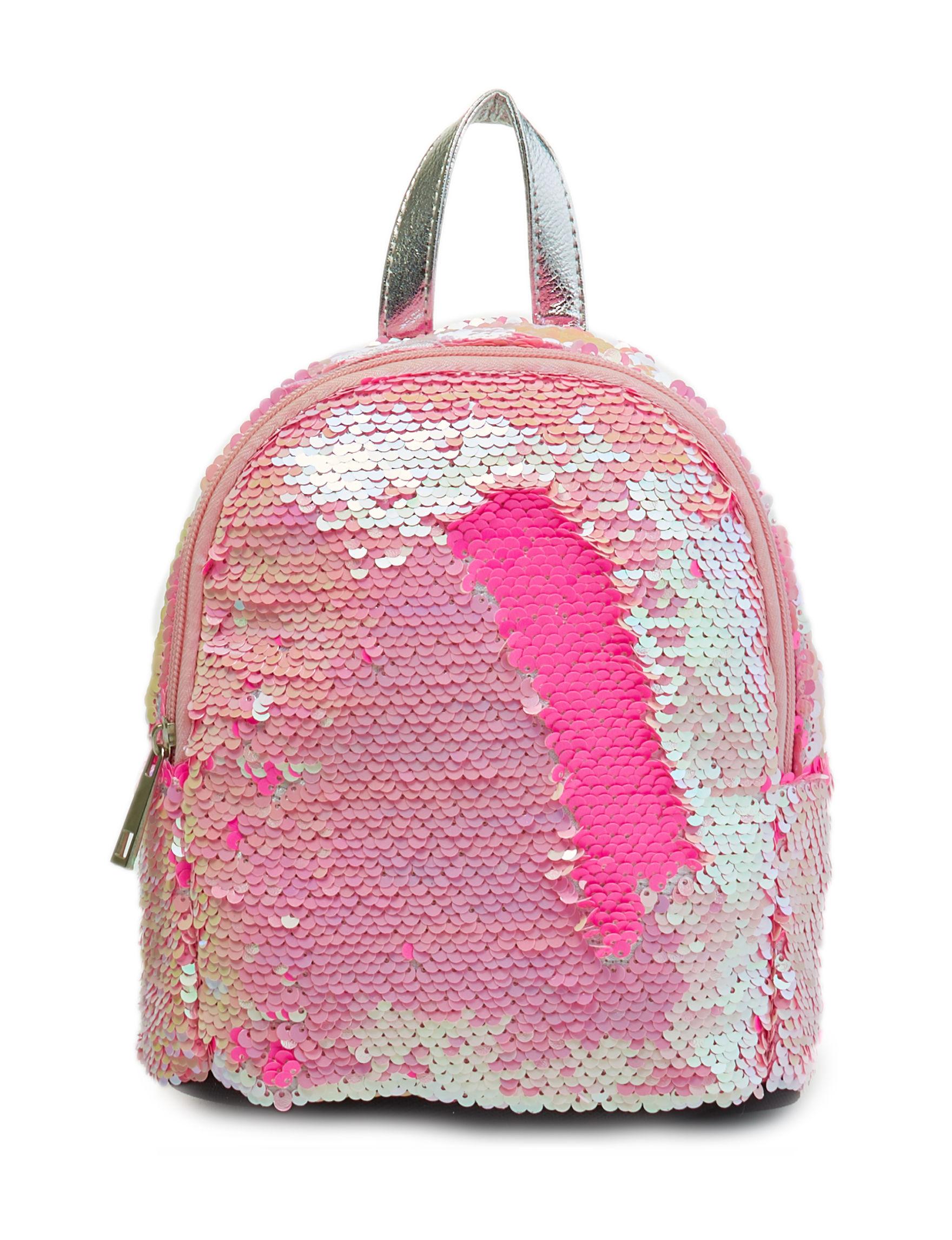 Capelli Pink Bookbags & Backpacks