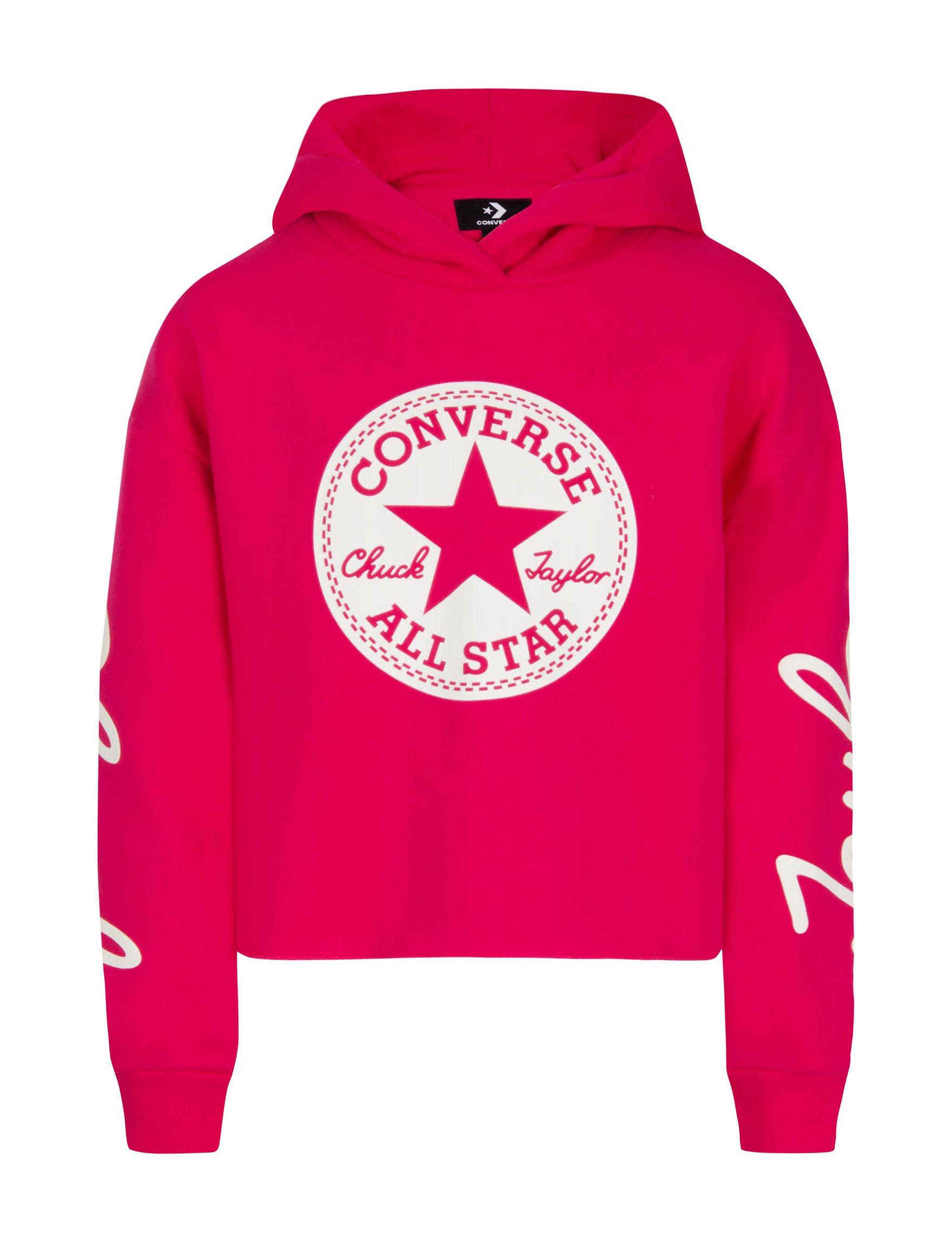 Converse Hot Pink