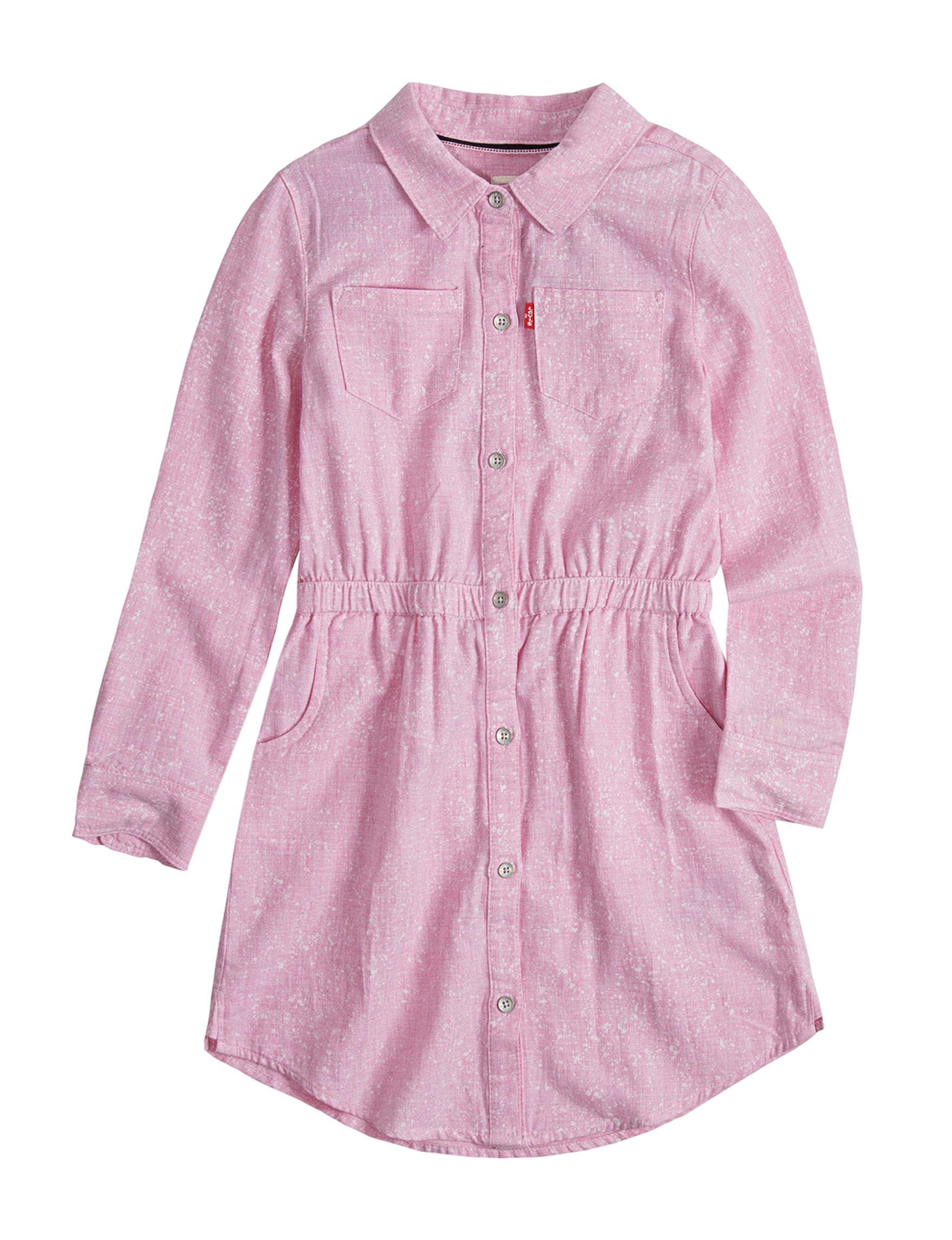 Levi's Pink