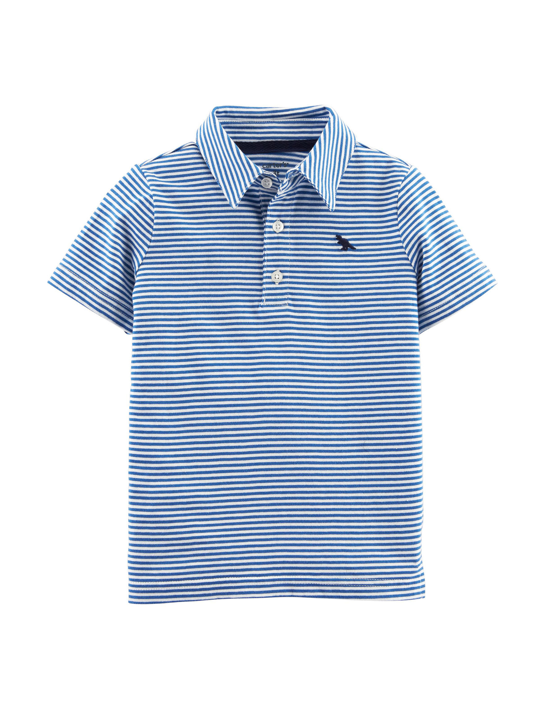 Carter's Blue Stripe