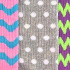 Pink / Green Multi
