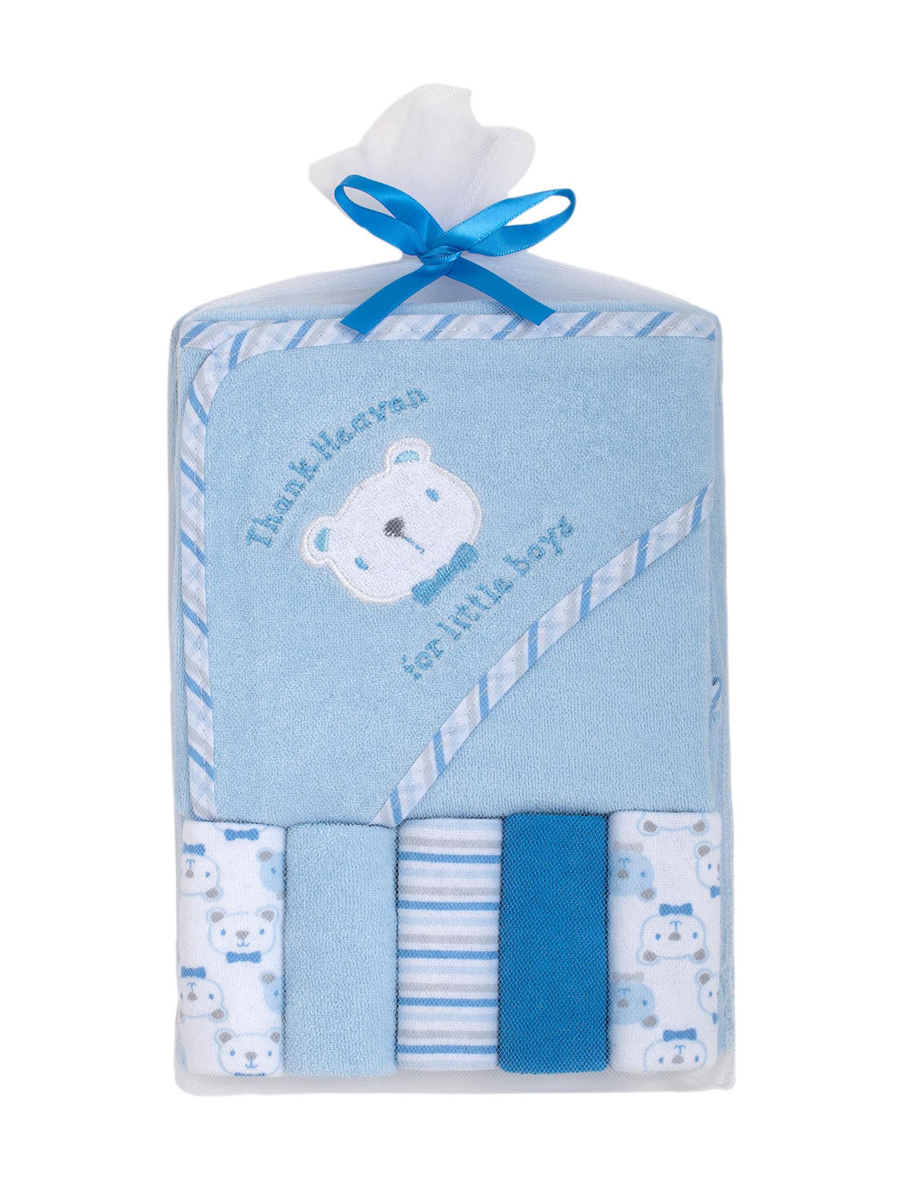 Baby Gear Blue Multi