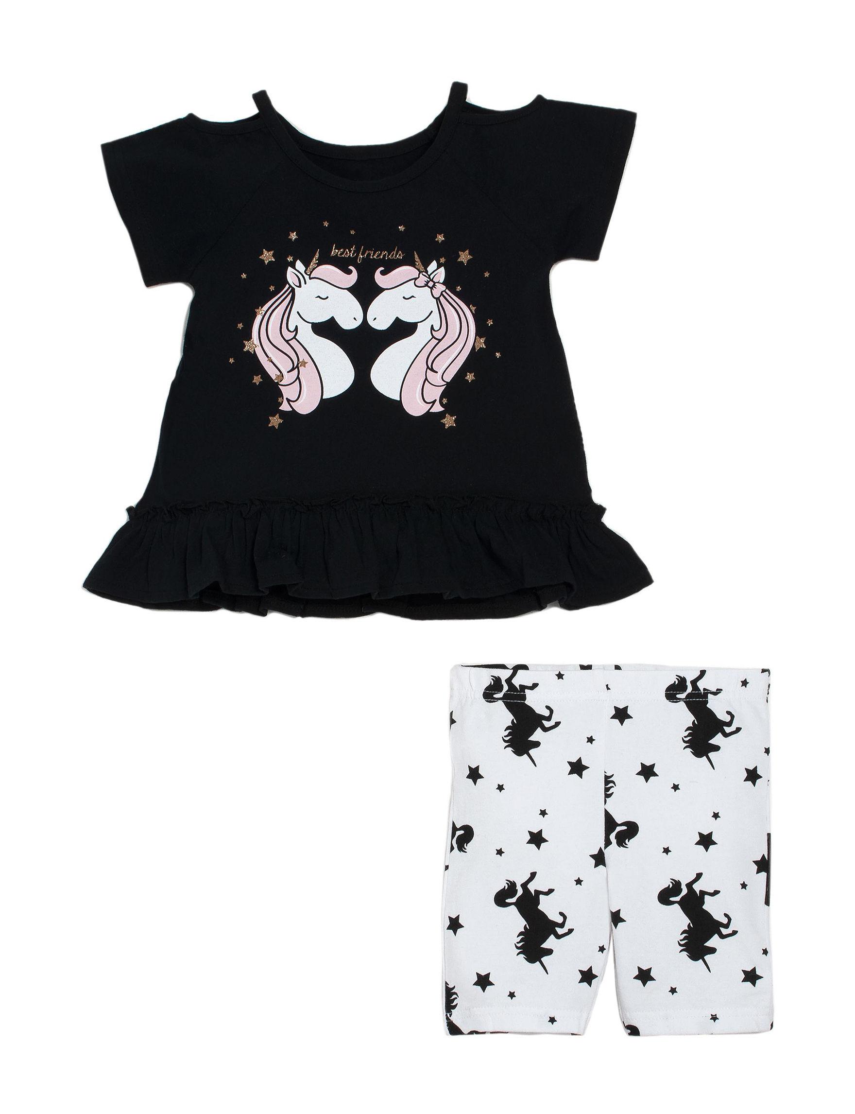Baby Gear Black / White / Multi