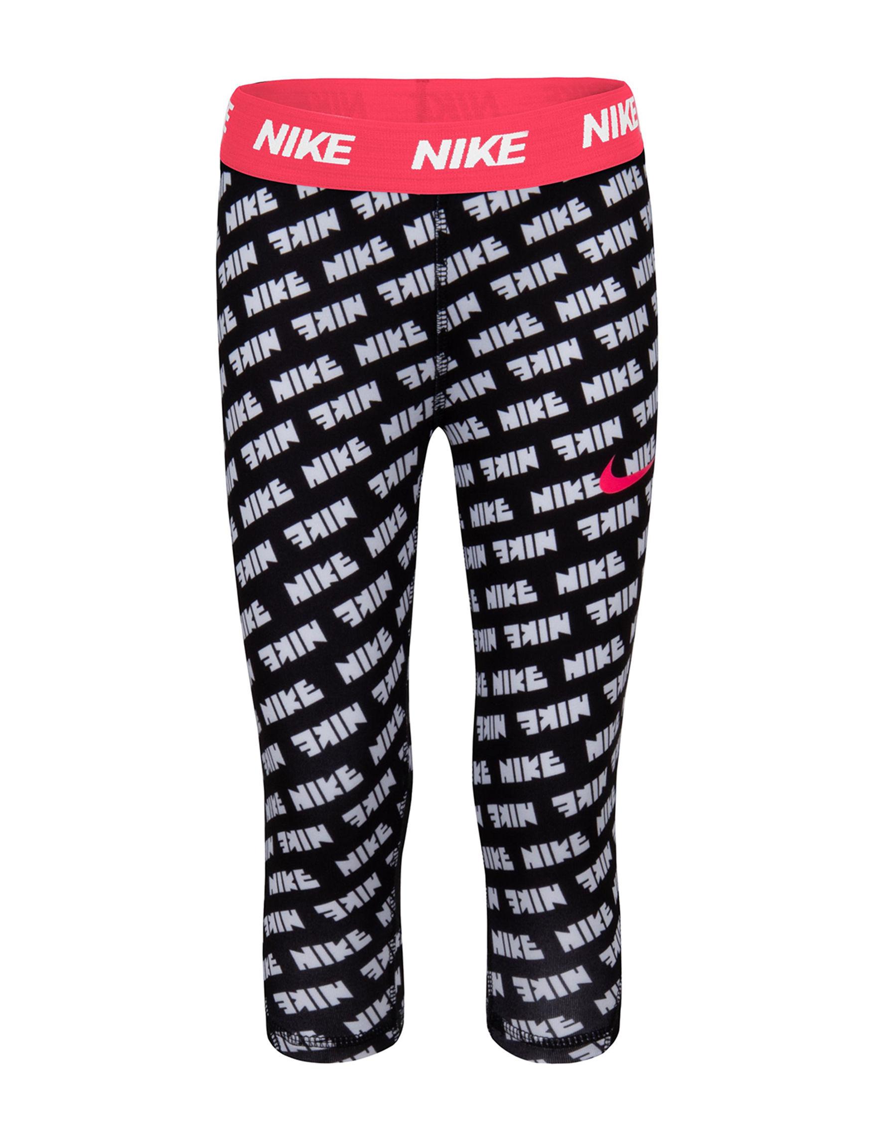 Nike Black / White / Pink