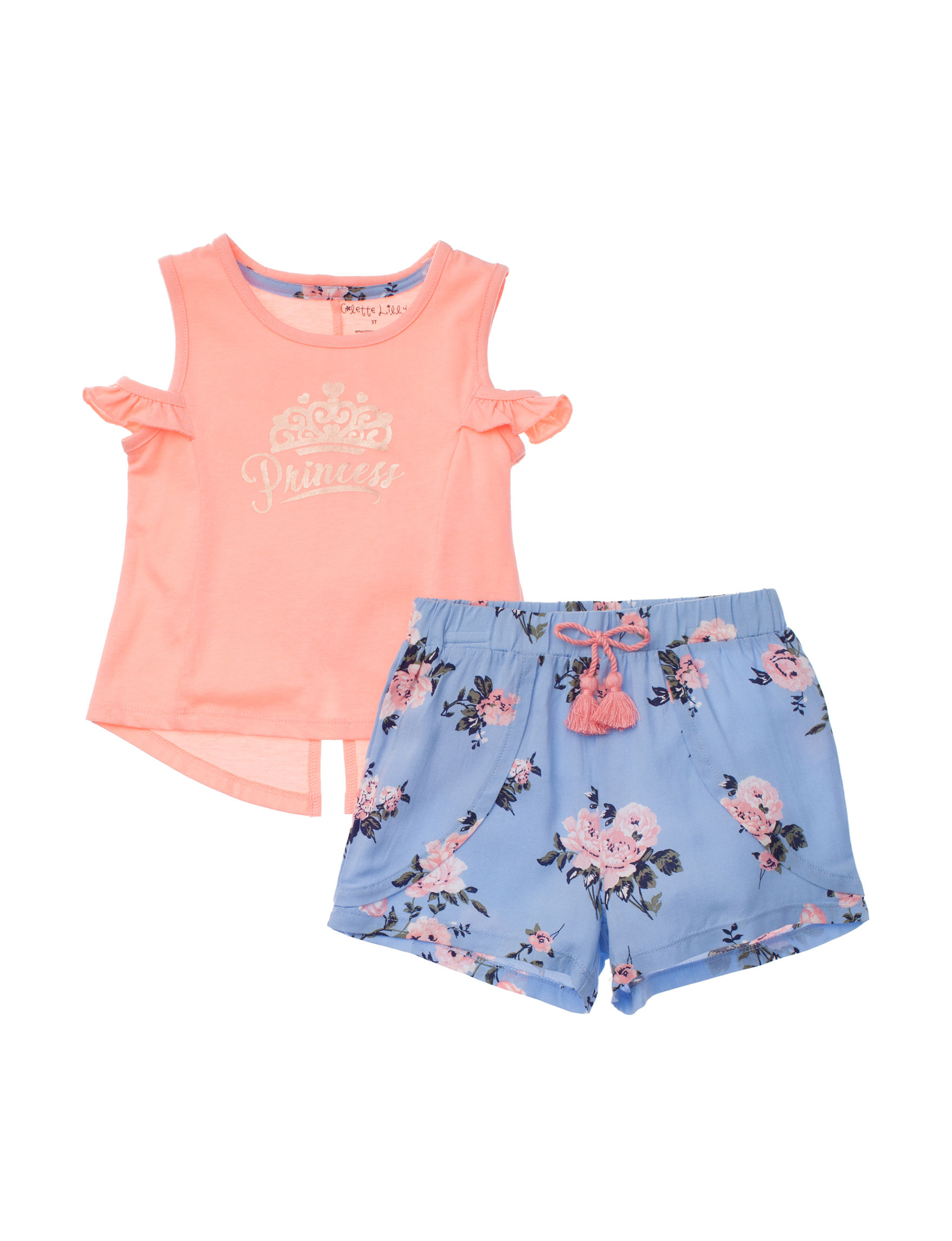 Colette Lily Blue / Pink