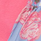 Pink / Blue Floral
