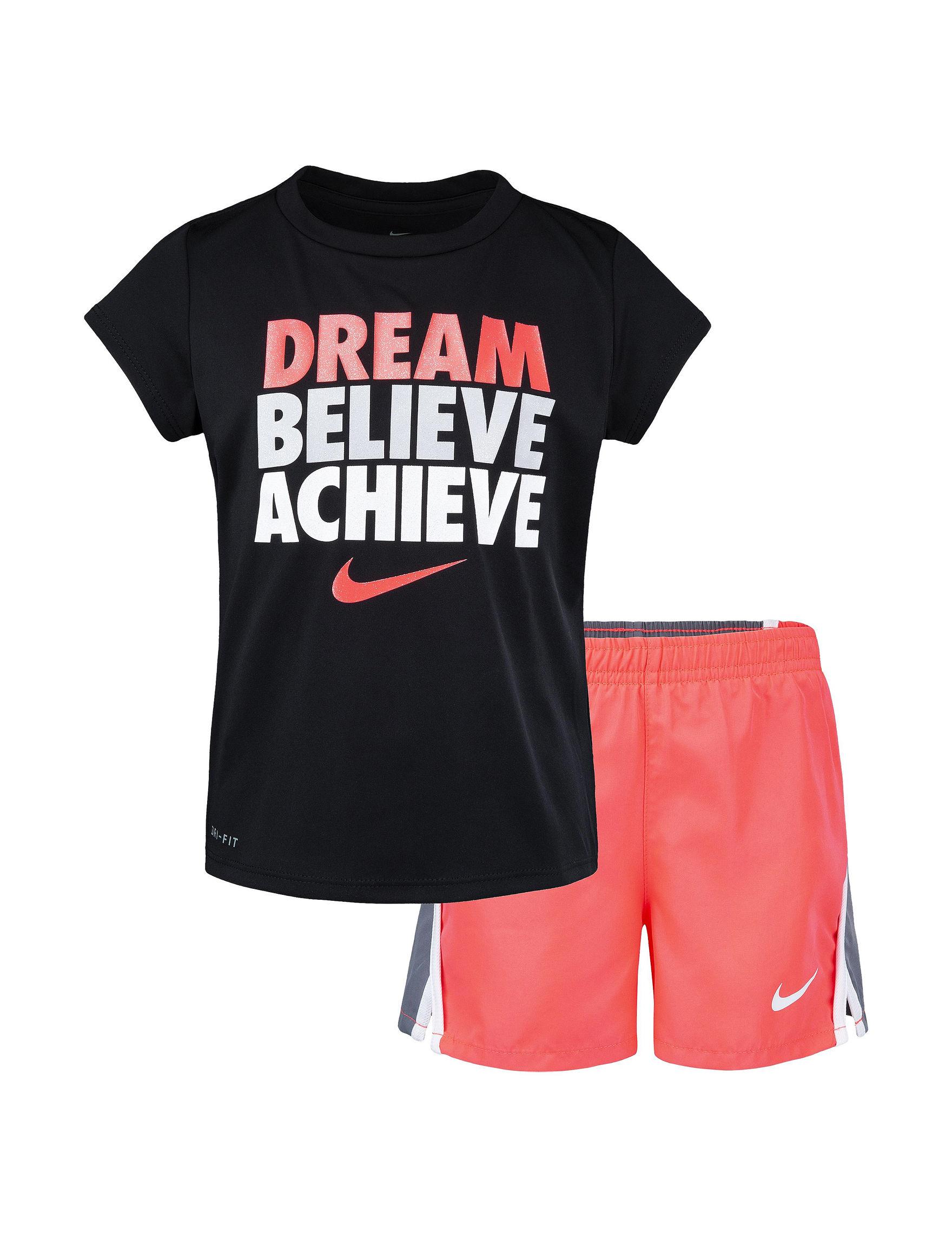 Nike Black / Melon