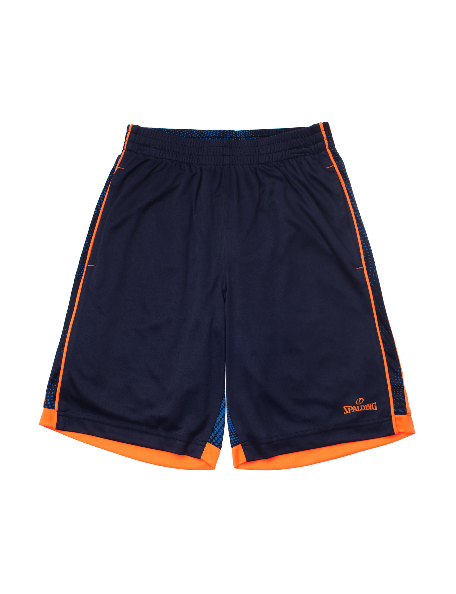 Spalding Navy / Orange Relaxed