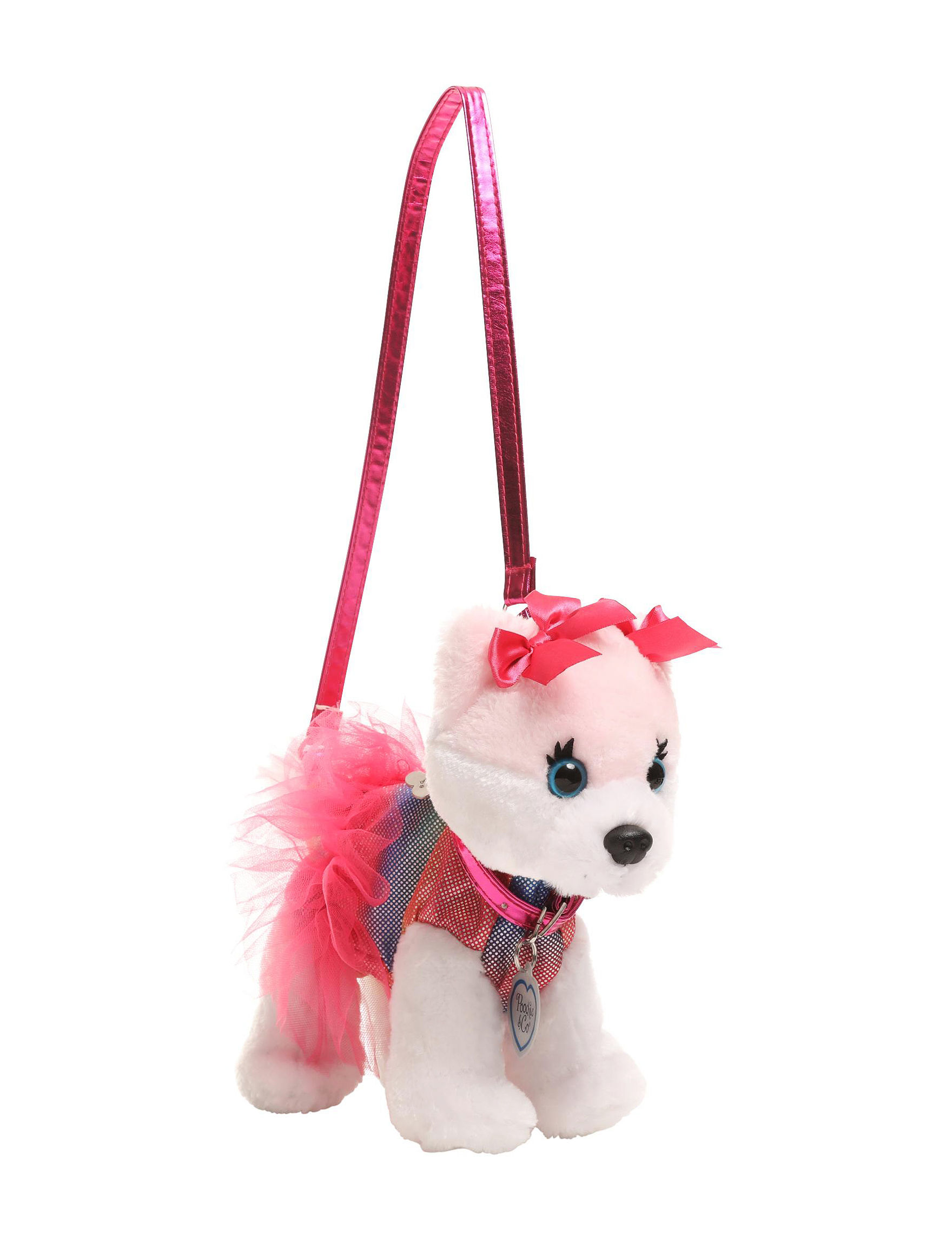 Poochie & Co. Hot Pink