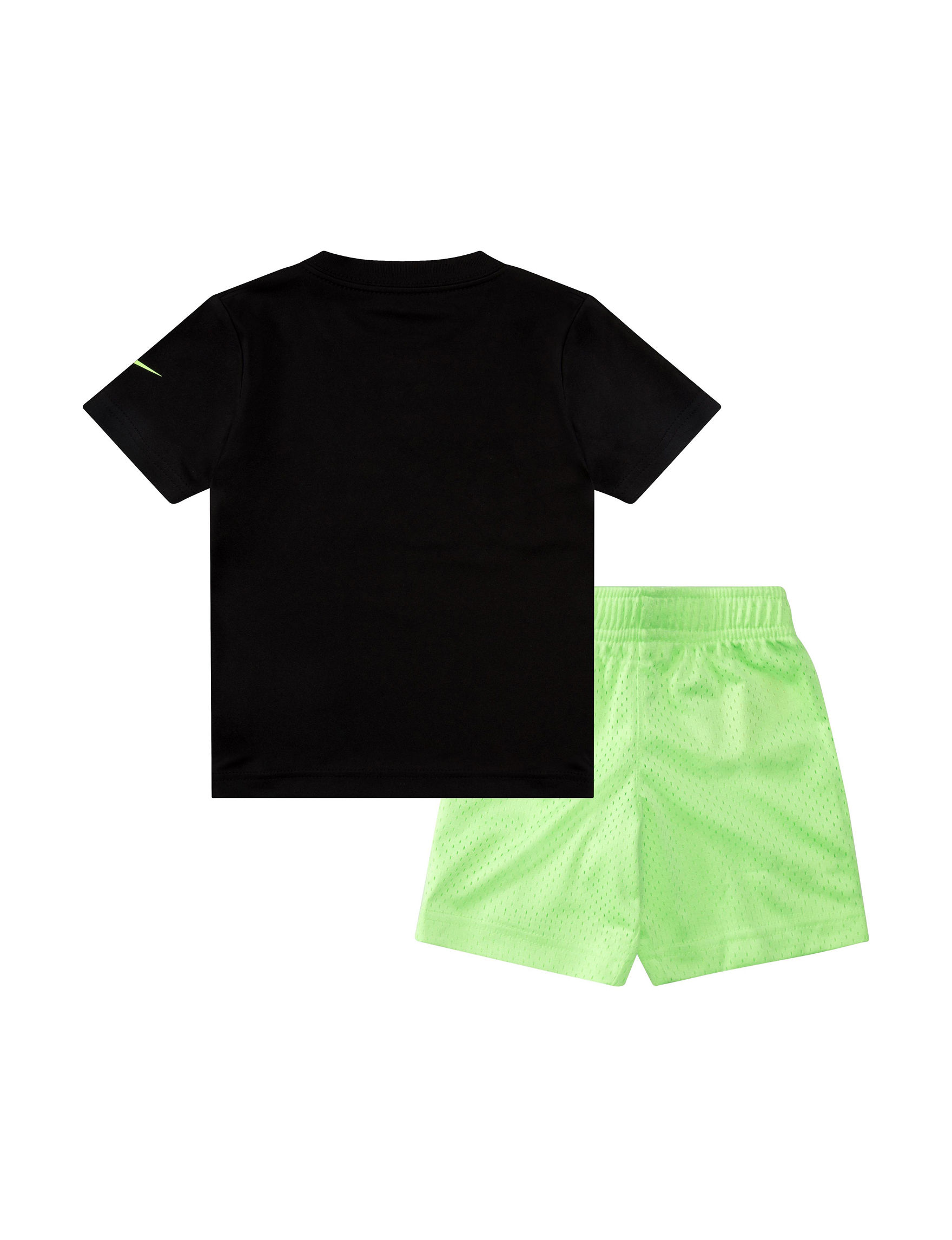 46f7a08542ee Nike 2-pc. Dri-FIT Goal Oriented T-shirt & Shorts Set - Toddler Boys ...