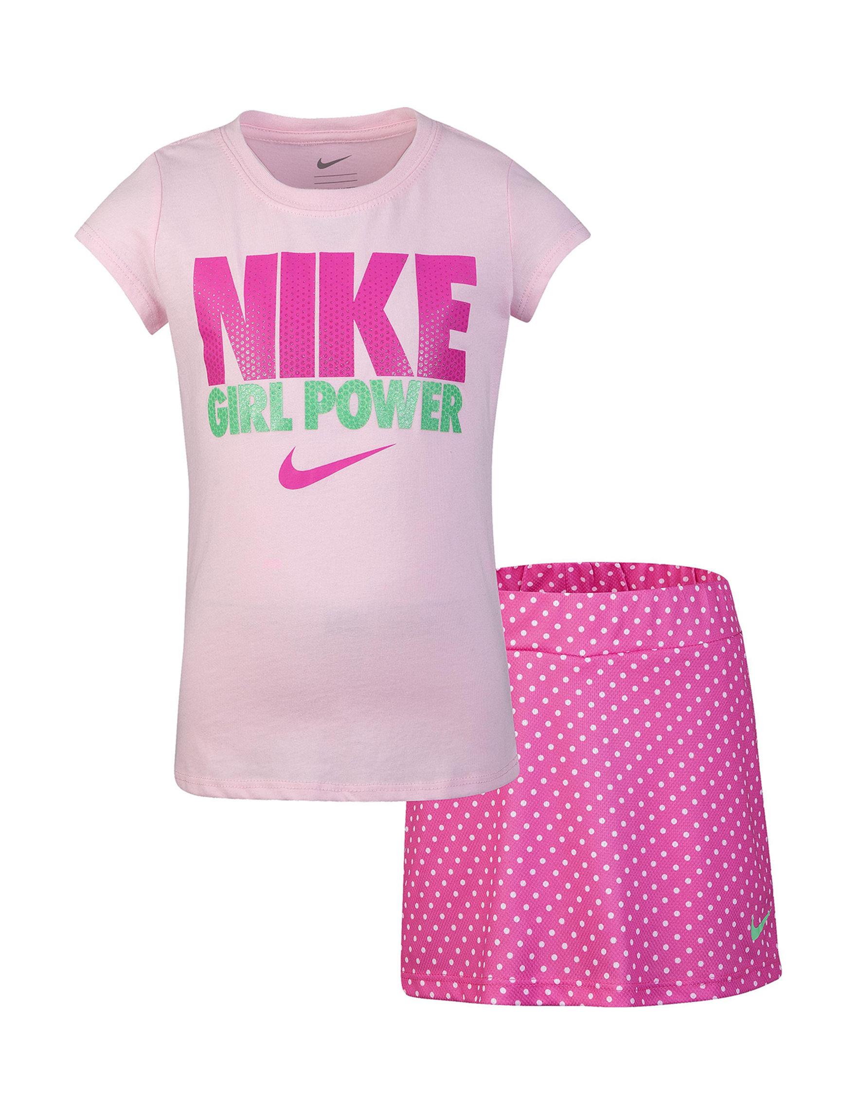 Nike Pink / Green