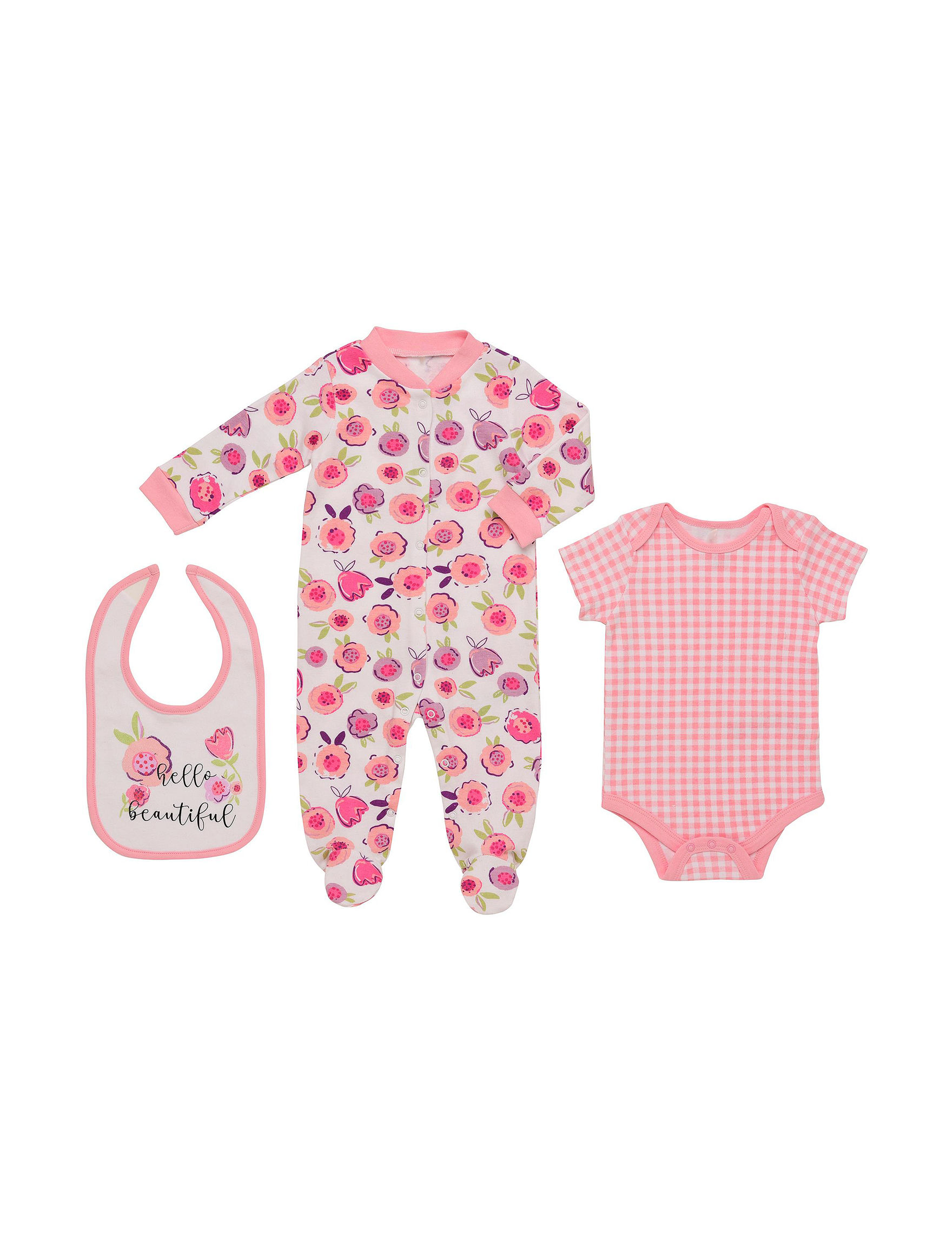 Baby Starters Pink Floral