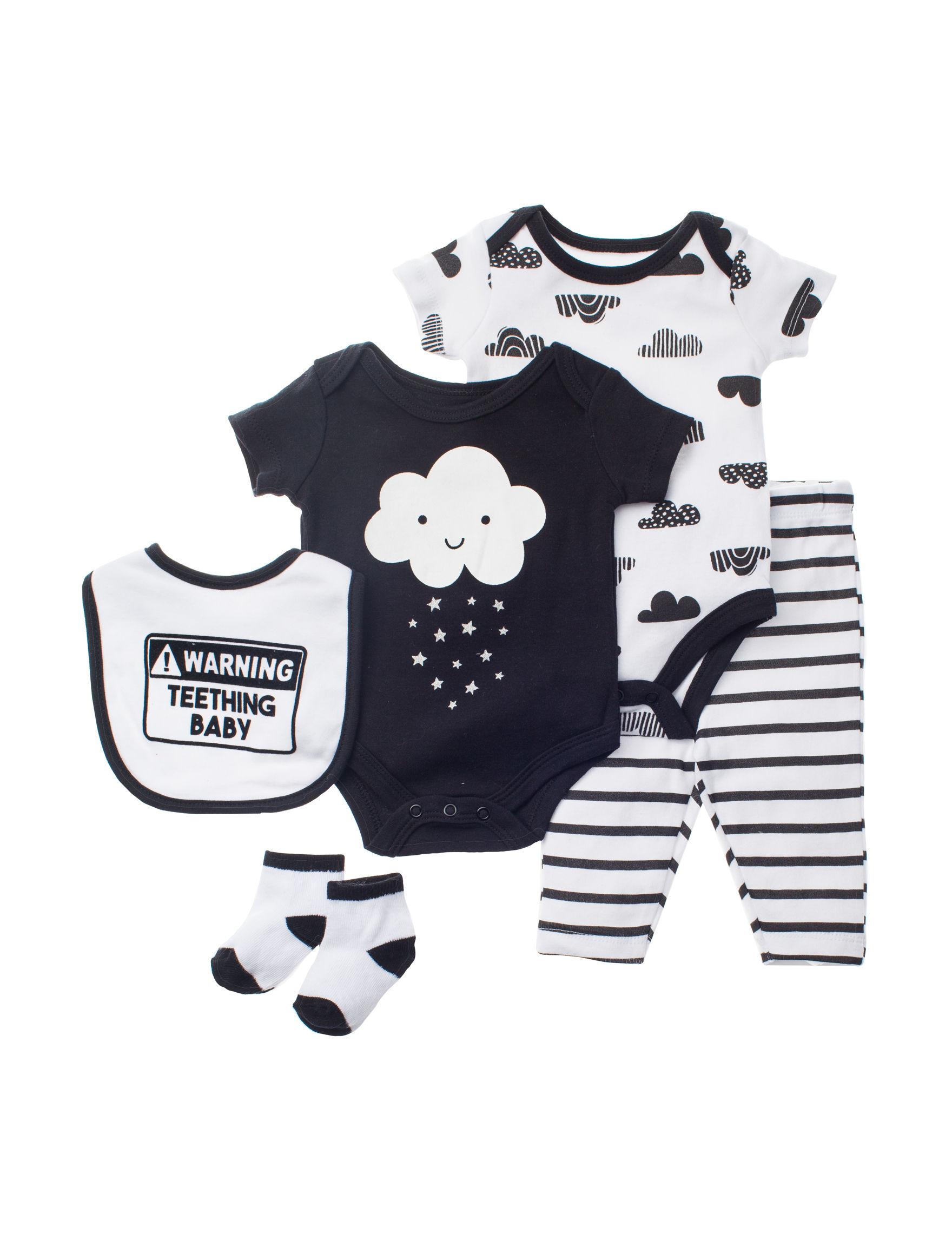 Baby Starters Black / White