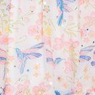 White / Pink Multi