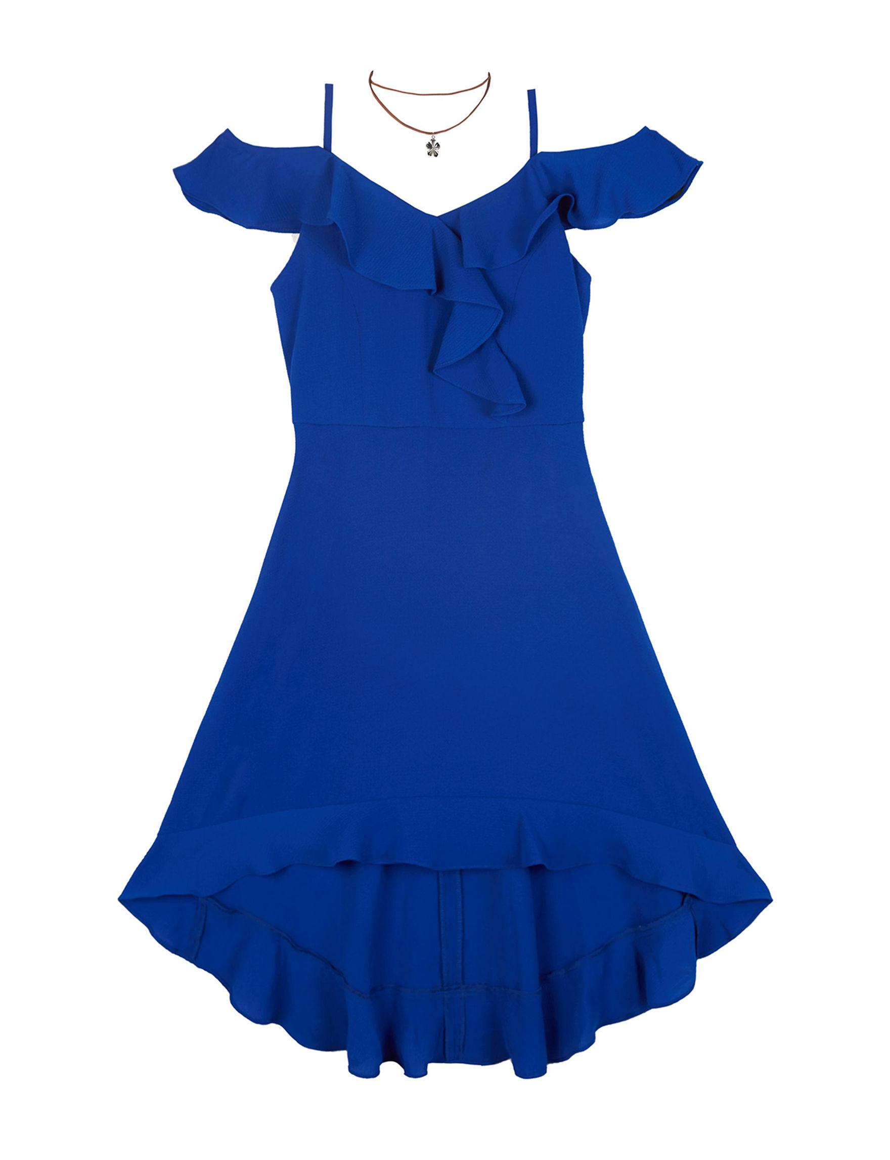 Amy Byer Cobalt Blue