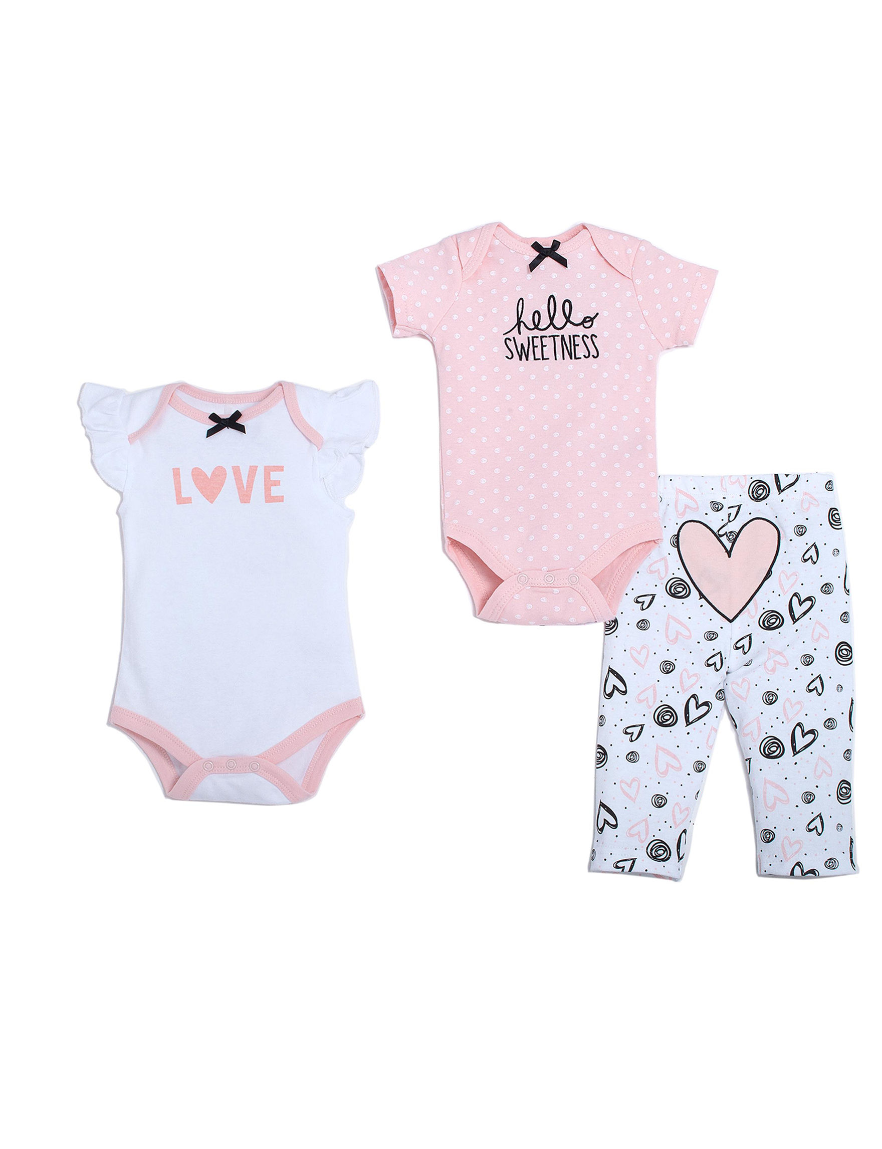 Baby Gear Pink Multi