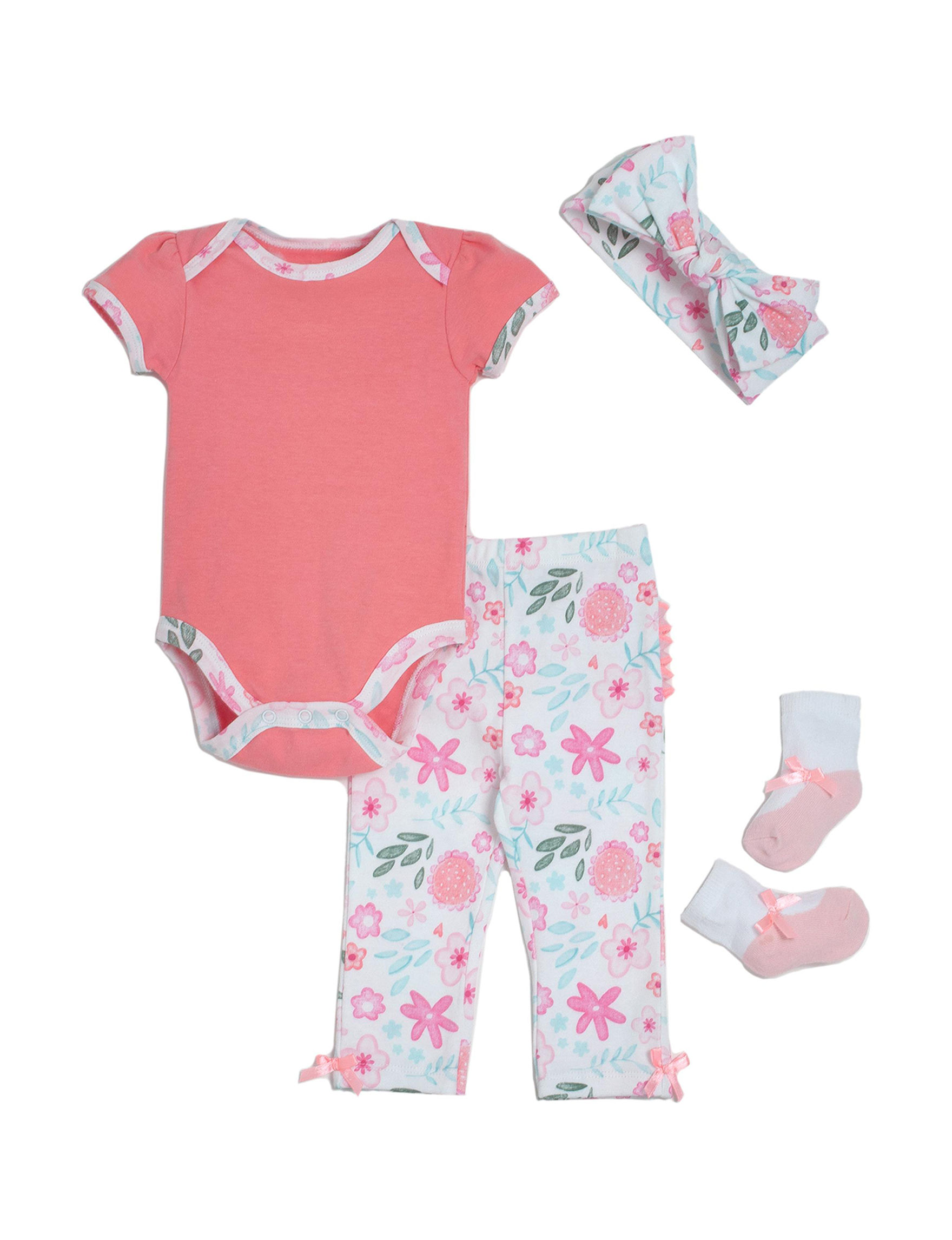 Baby Gear Pink Floral