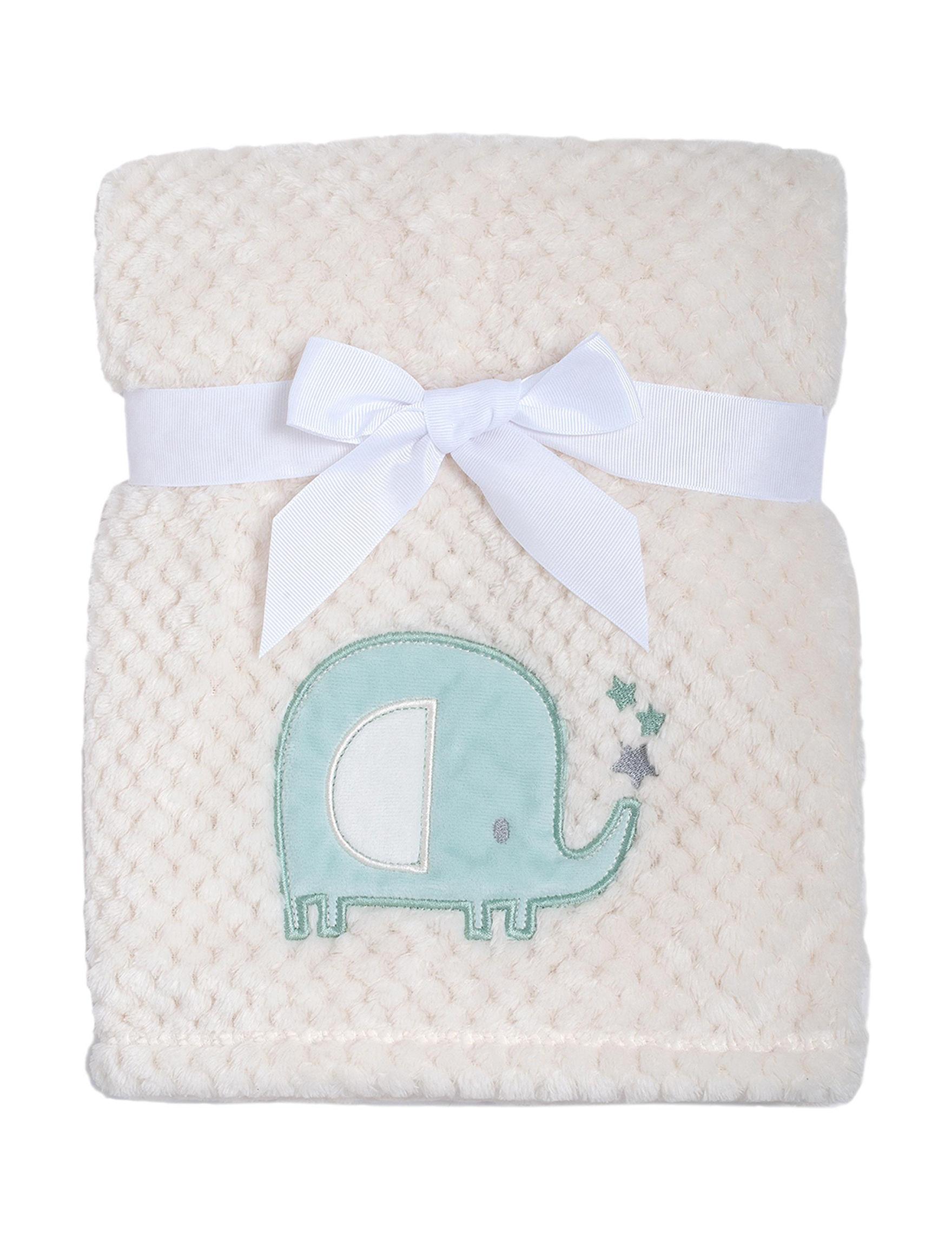 Baby Gear White / Aqua
