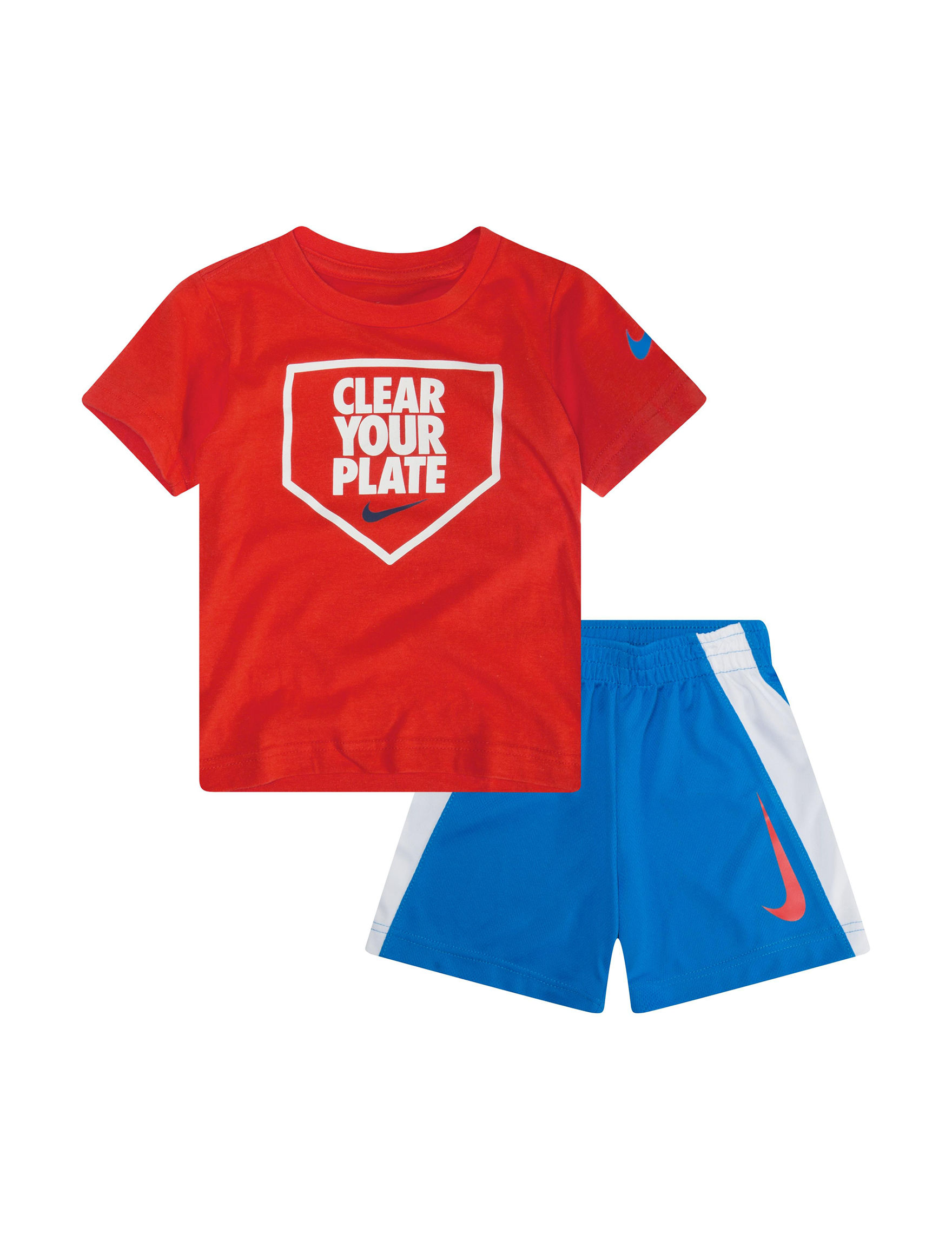 Nike Red / Blue