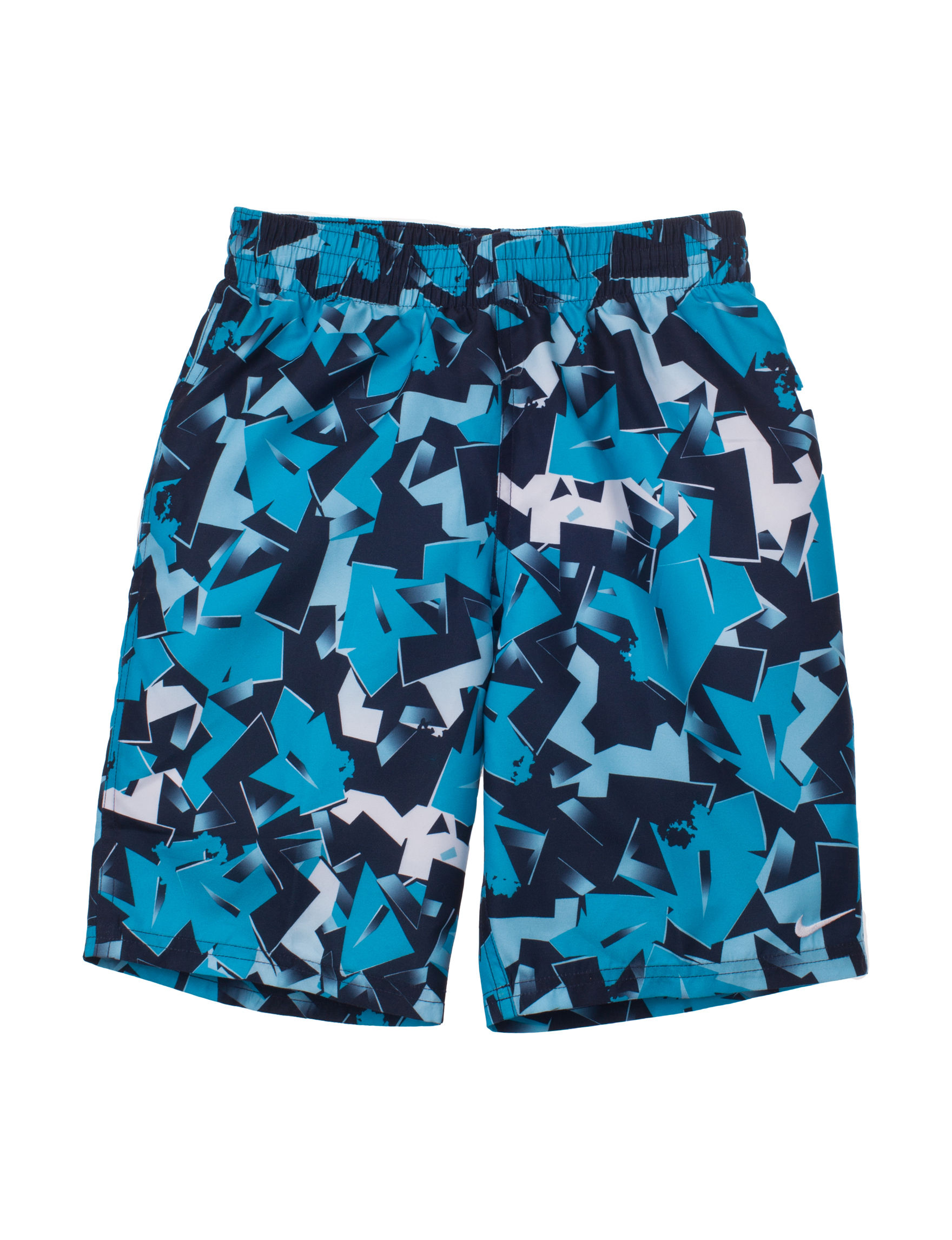 Nike Blue Swimsuit Bottoms