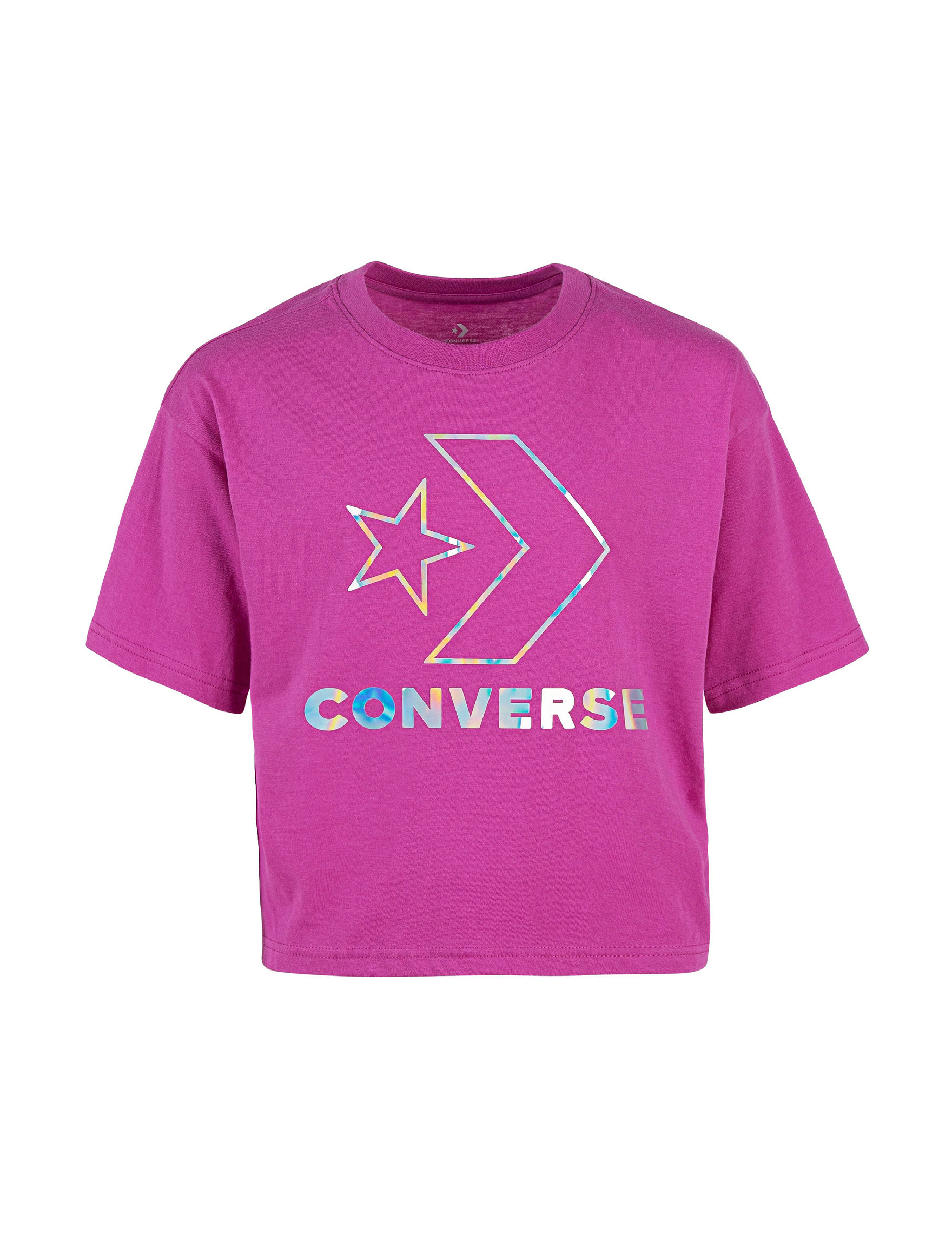 Converse Fuschia