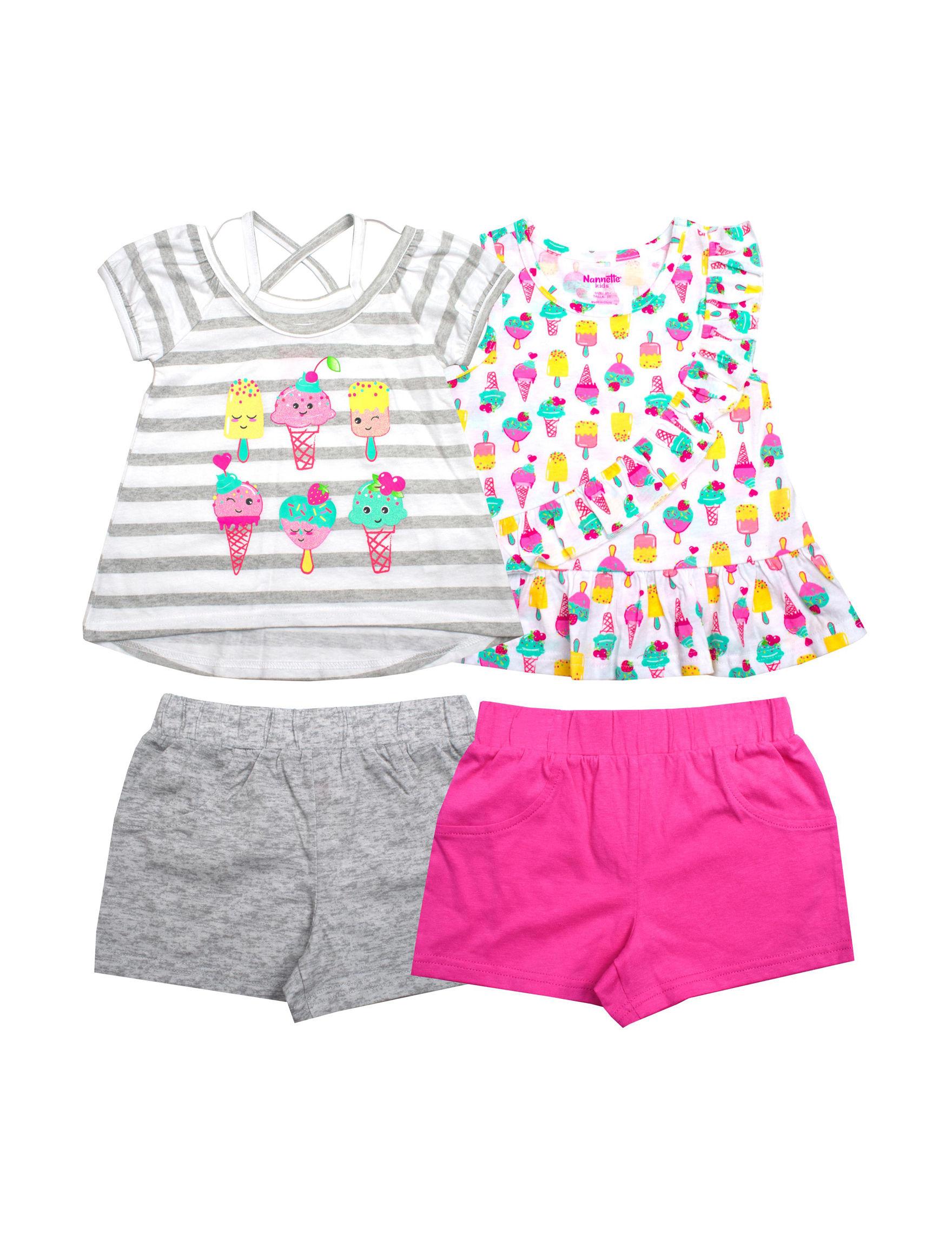 Nannette Grey / Pink
