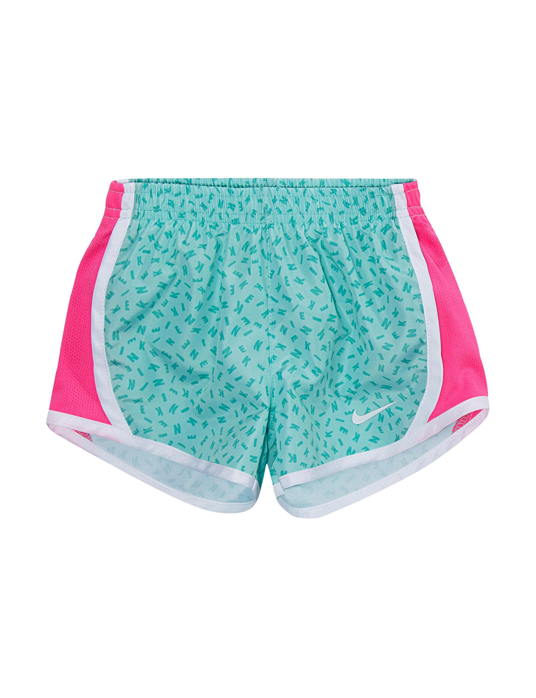Nike Green / White / Pink