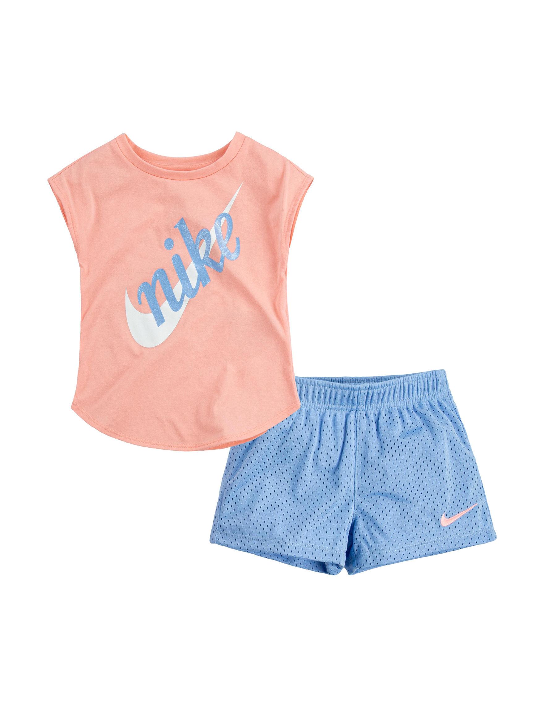 Nike Blue / Orange