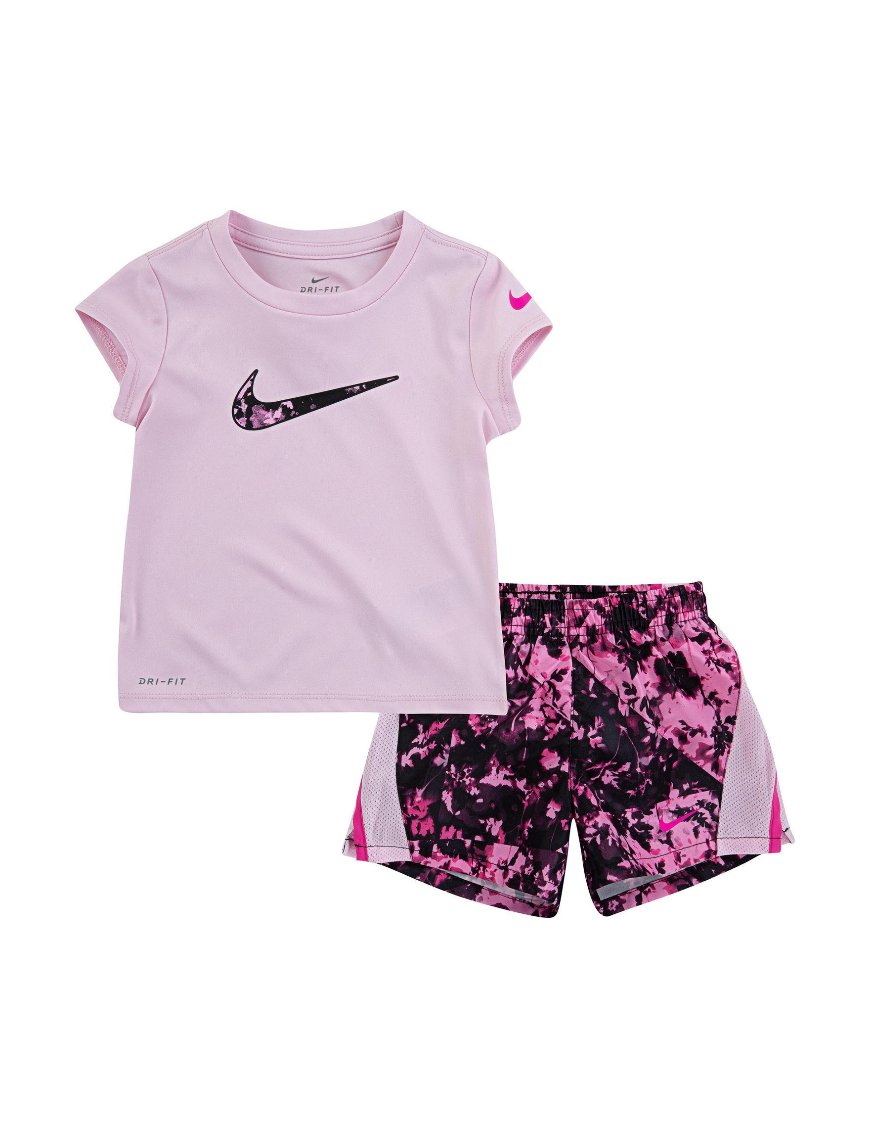 Nike Fuschia / Black
