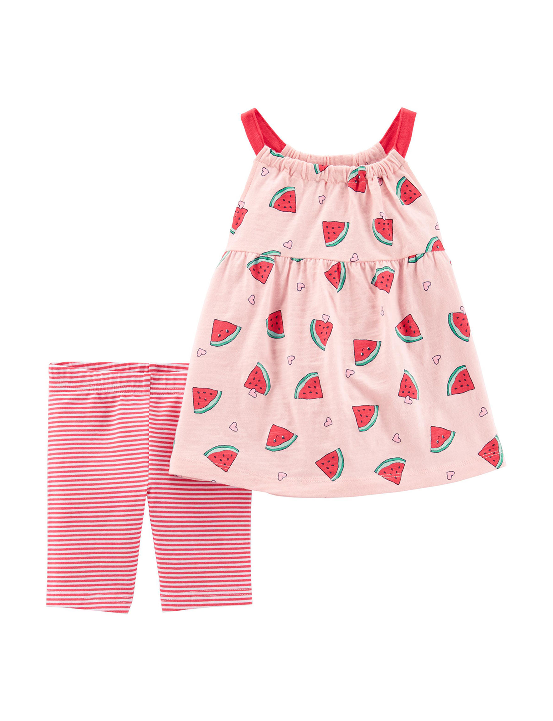 Carter's Pink / Red