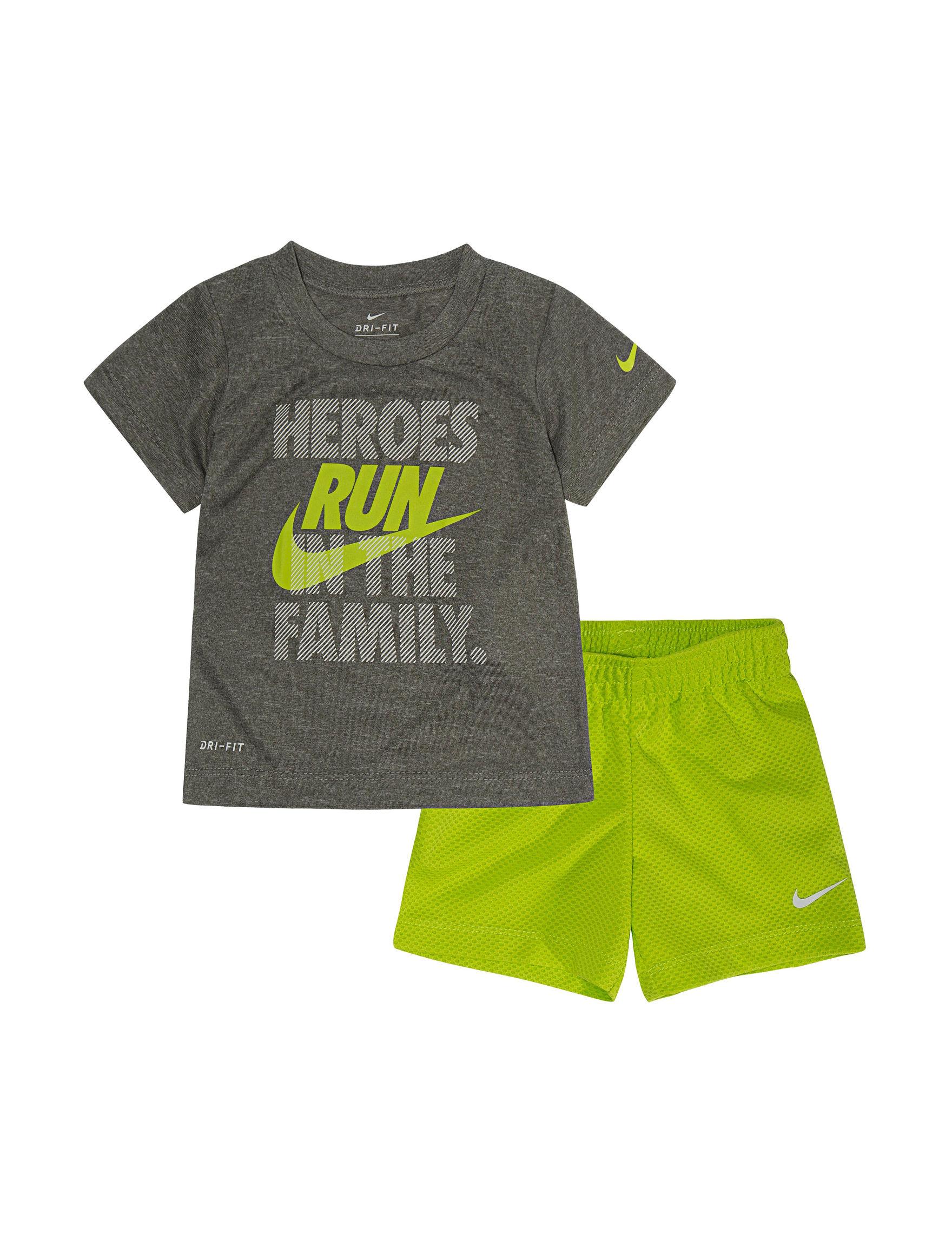 Nike Neon Green