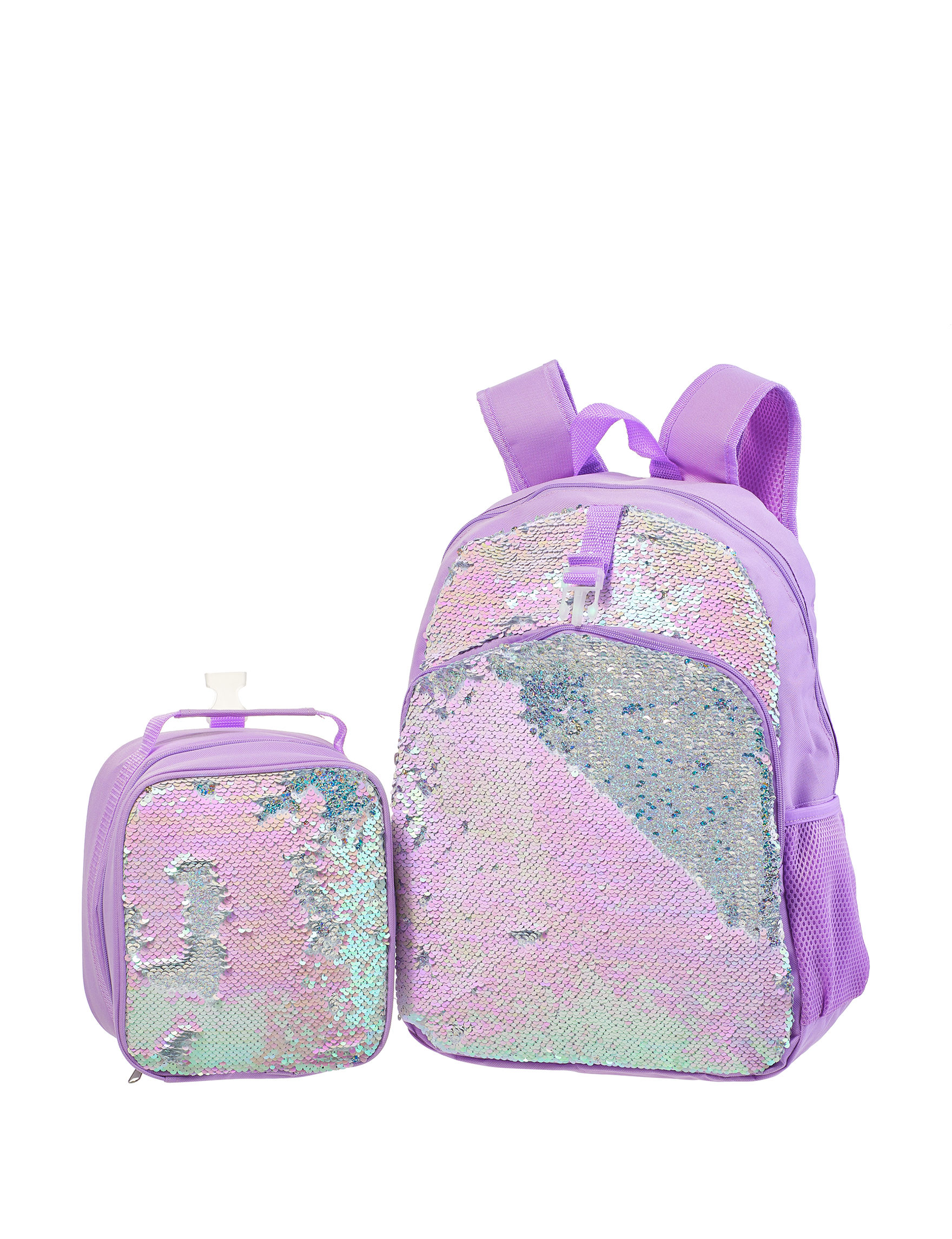 Limited Too Purple Lunch Boxes & Bags Bookbags & Backpacks