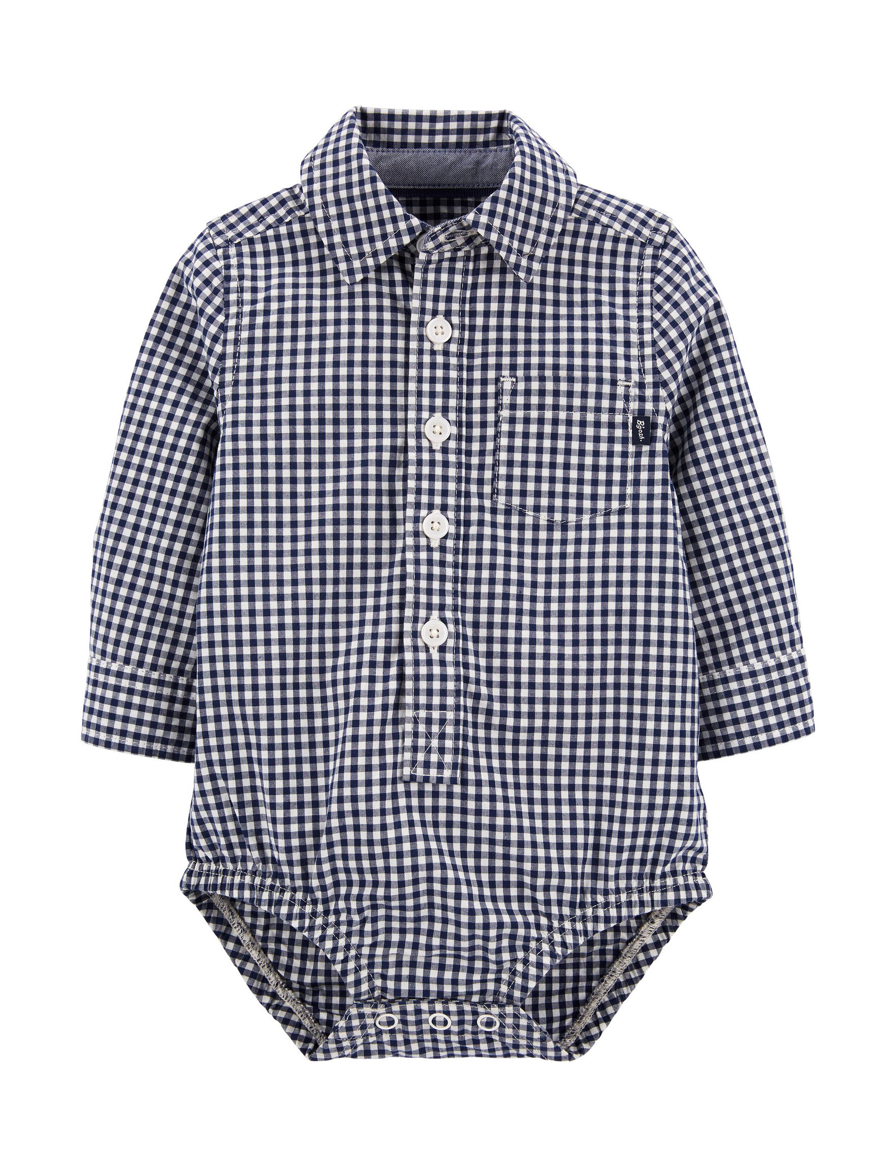 Oshkosh B'Gosh Navy / Gingham