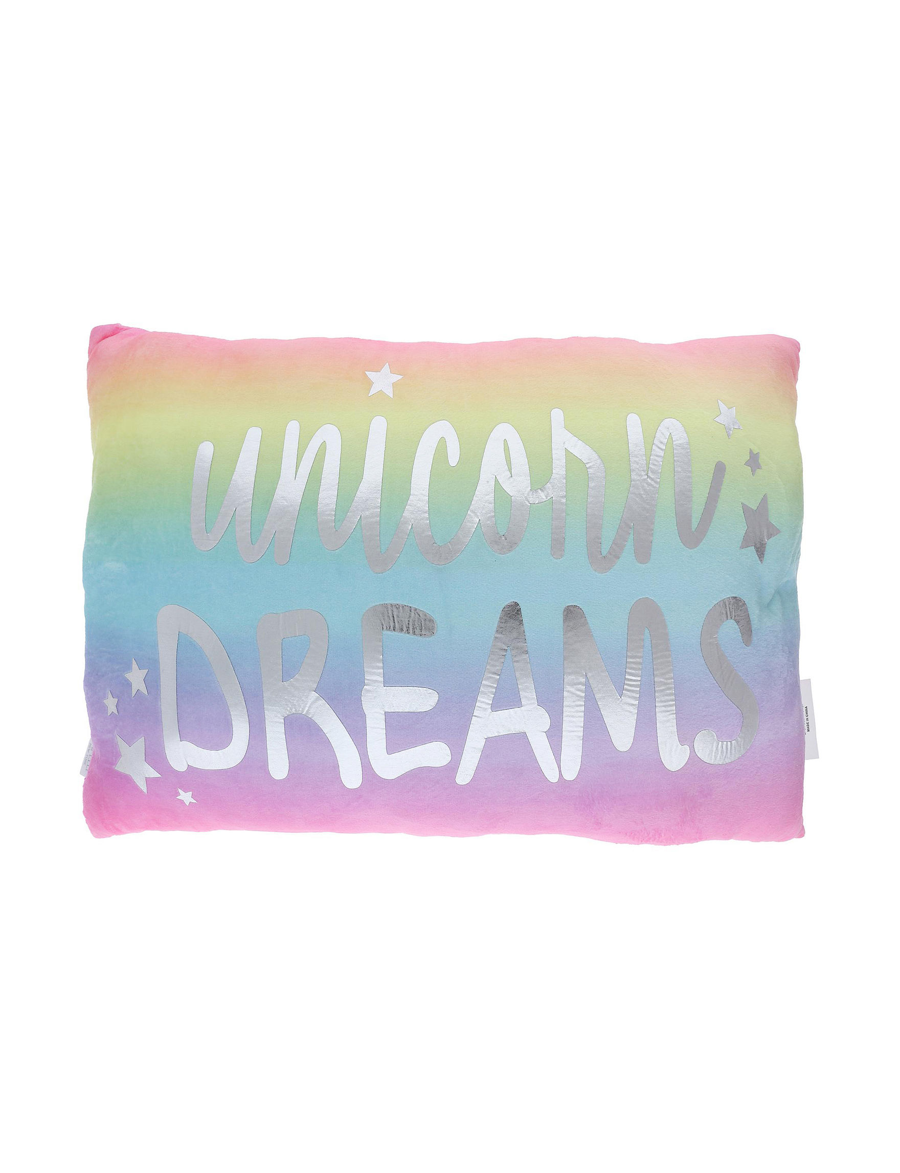 Capelli Rainbow Decorative Pillows