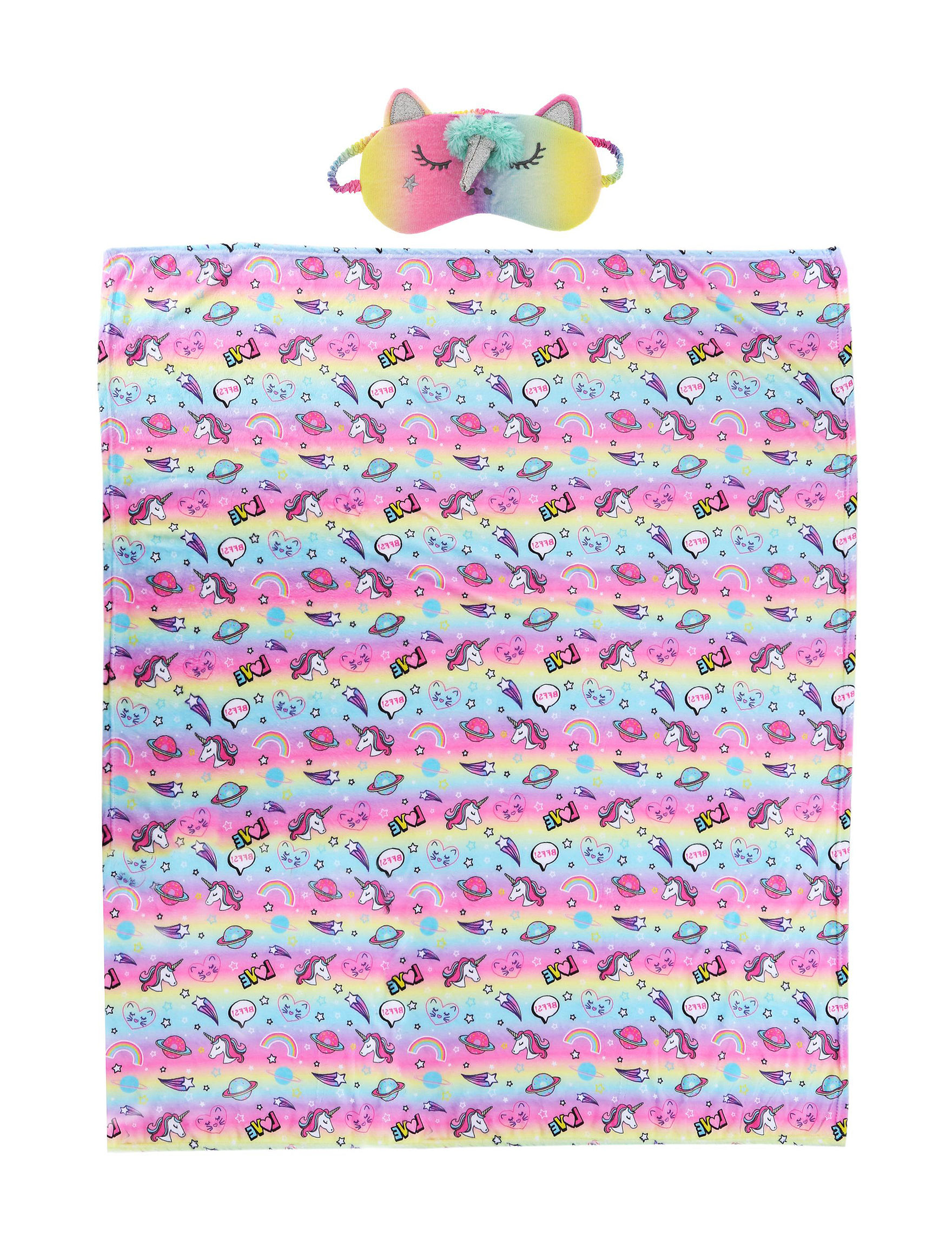Capelli Rainbow Blankets & Throws
