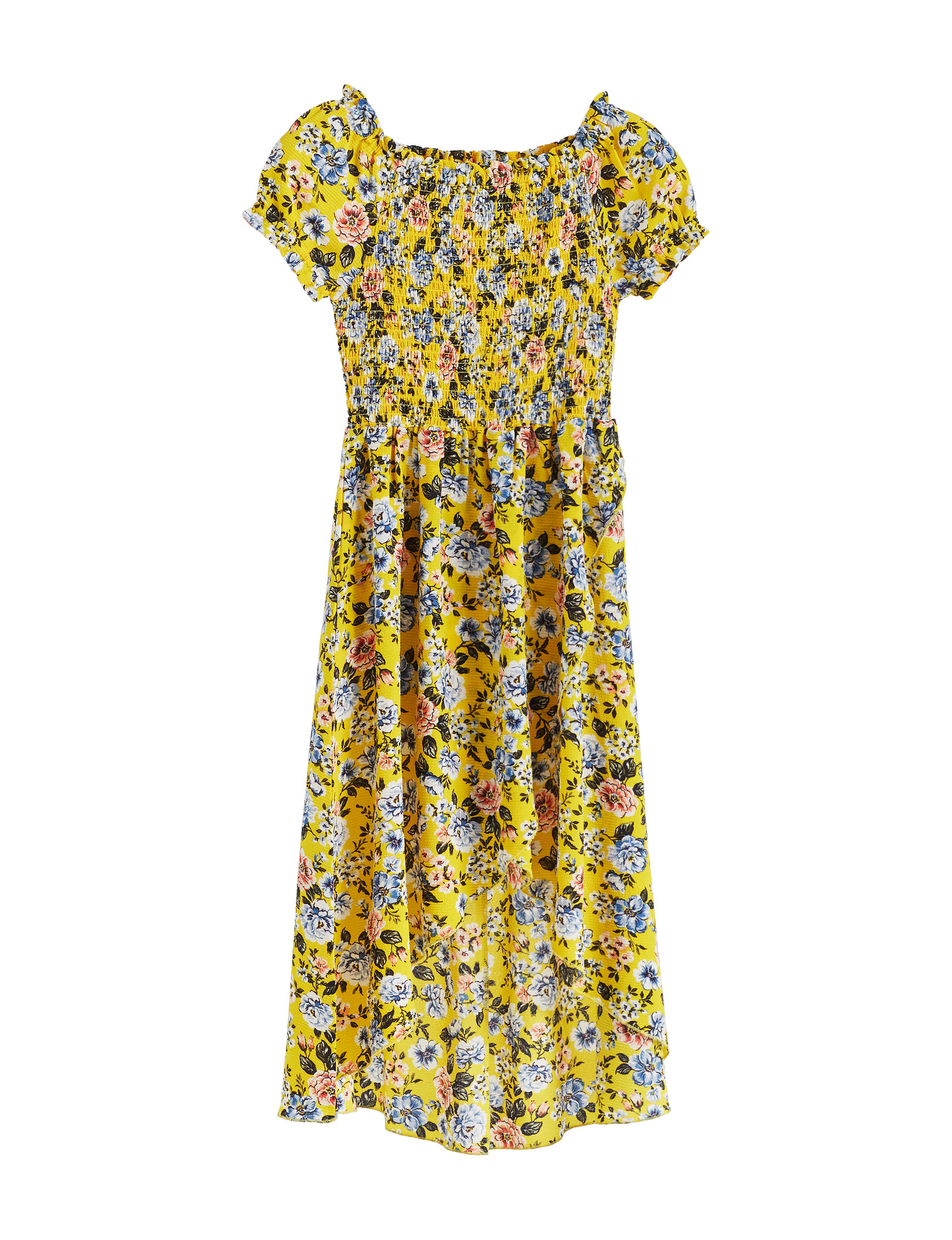 Beautees Yellow Floral
