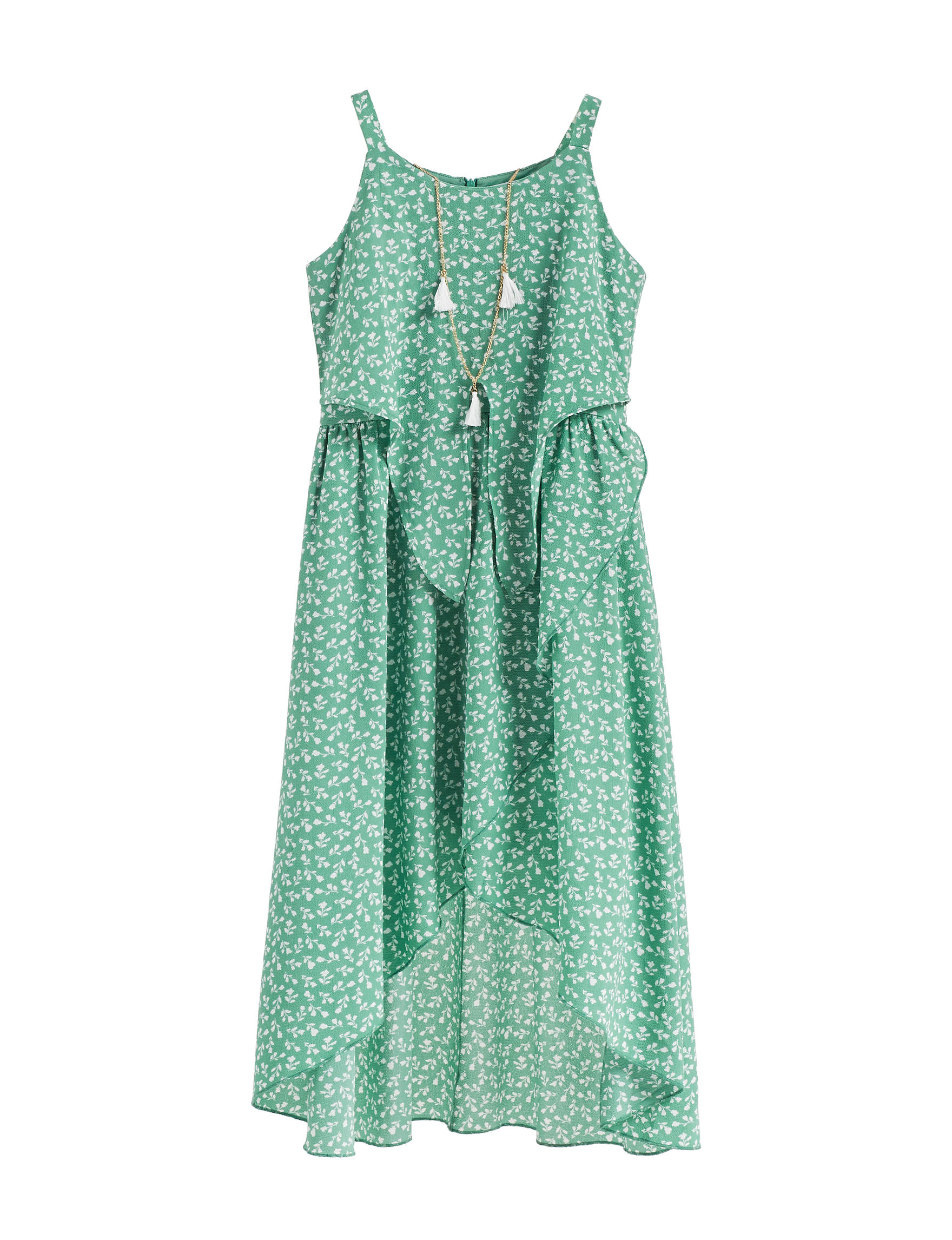 Beautees Green / White