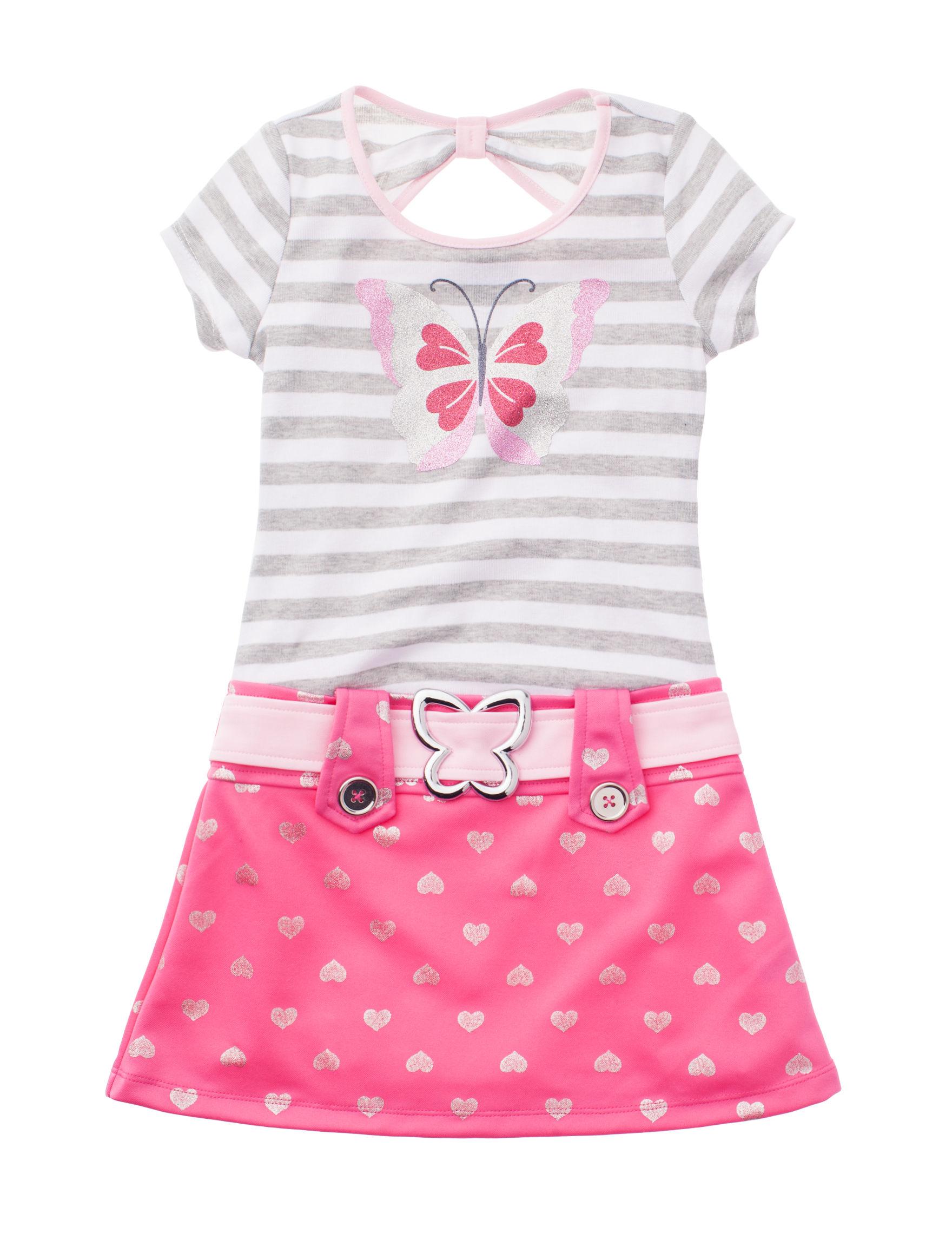 Lilt Grey / Pink