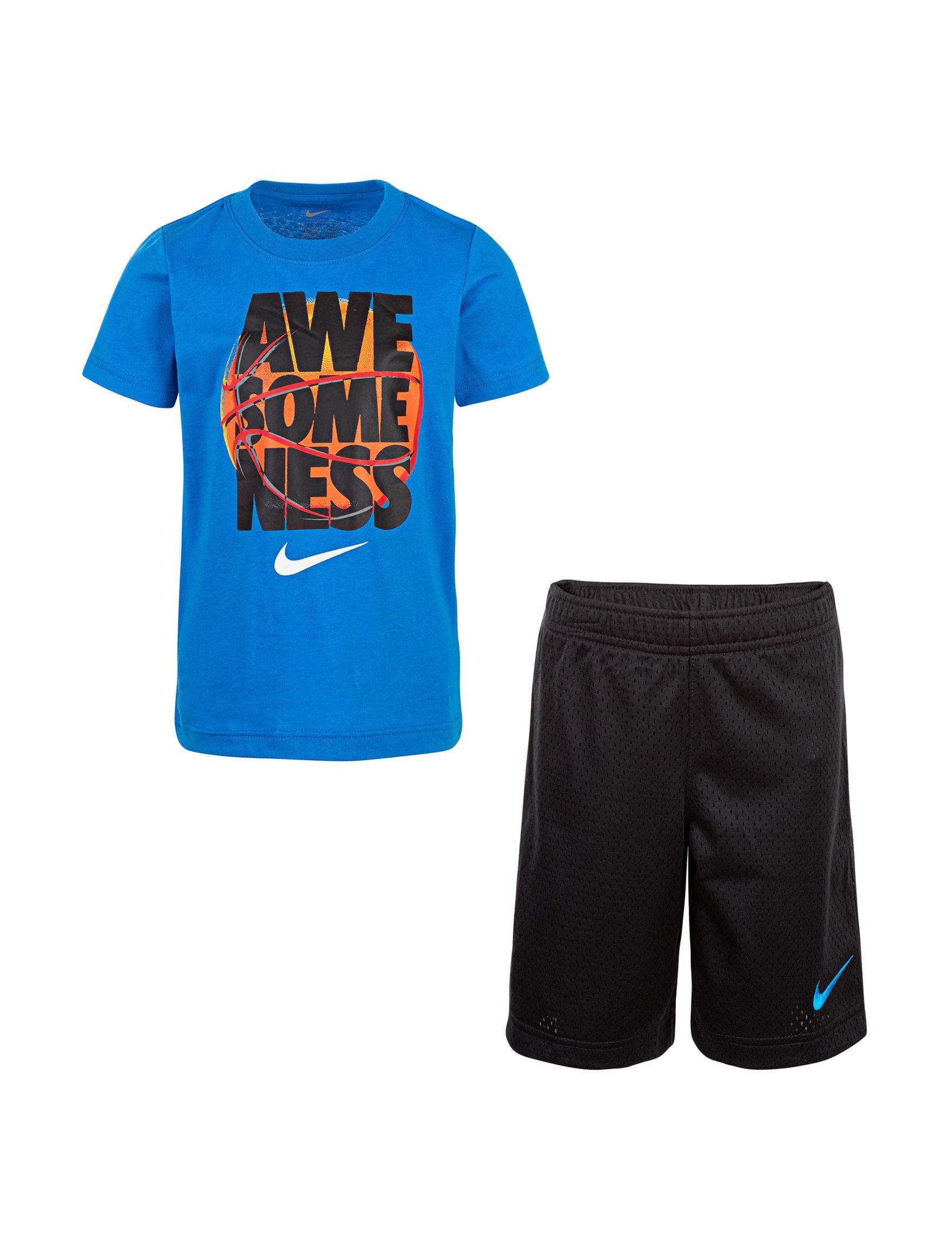 Nike Royal Blue / Black
